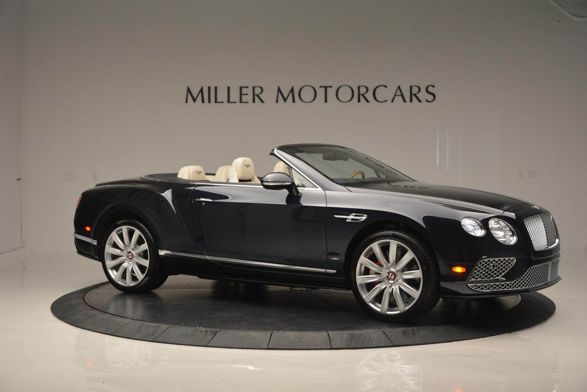 Used 2016 Bentley Continental GT V8 S Convertible  For Sale In Westport, CT 15_p10