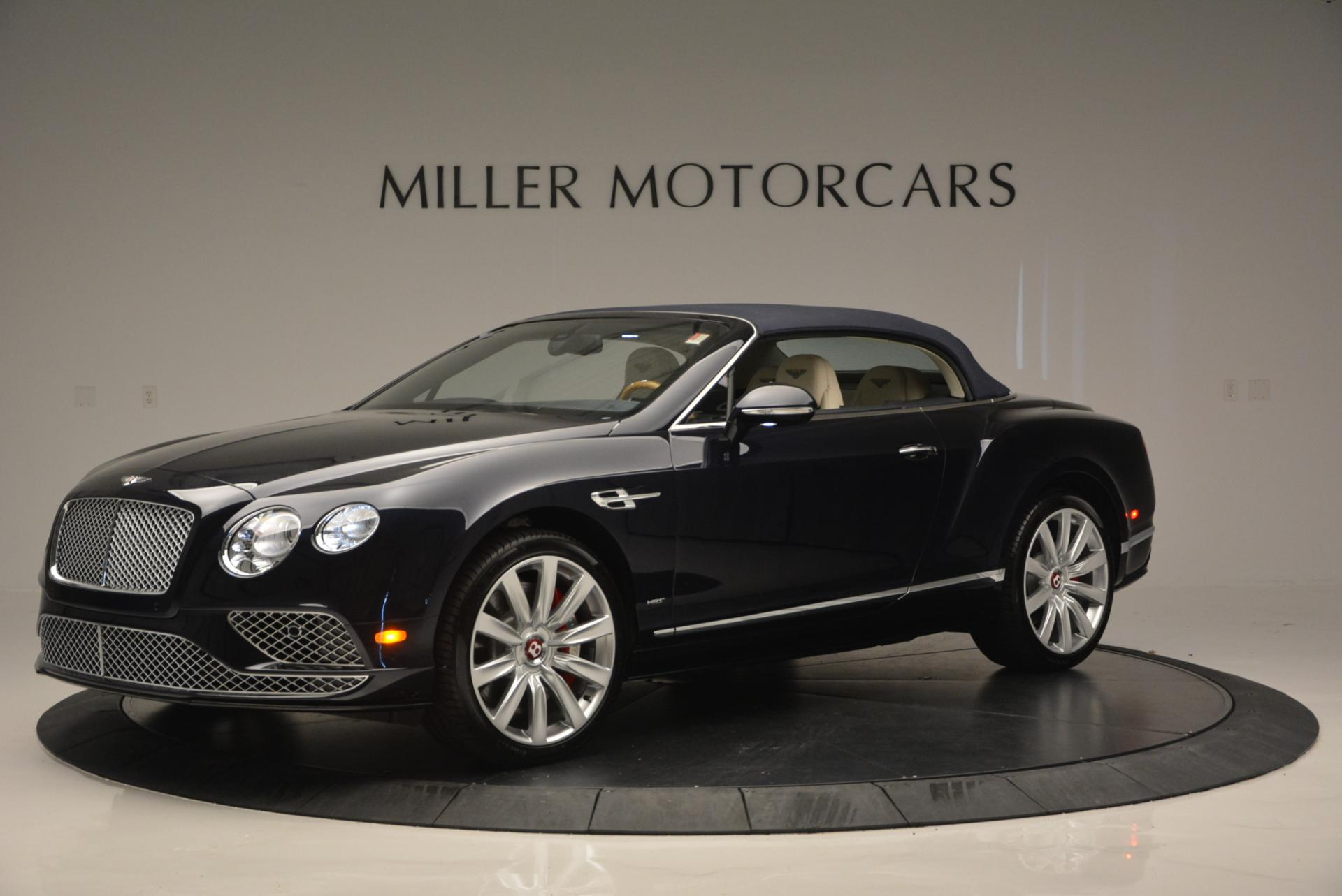 Used 2016 Bentley Continental GT V8 S Convertible  For Sale In Westport, CT 15_p14