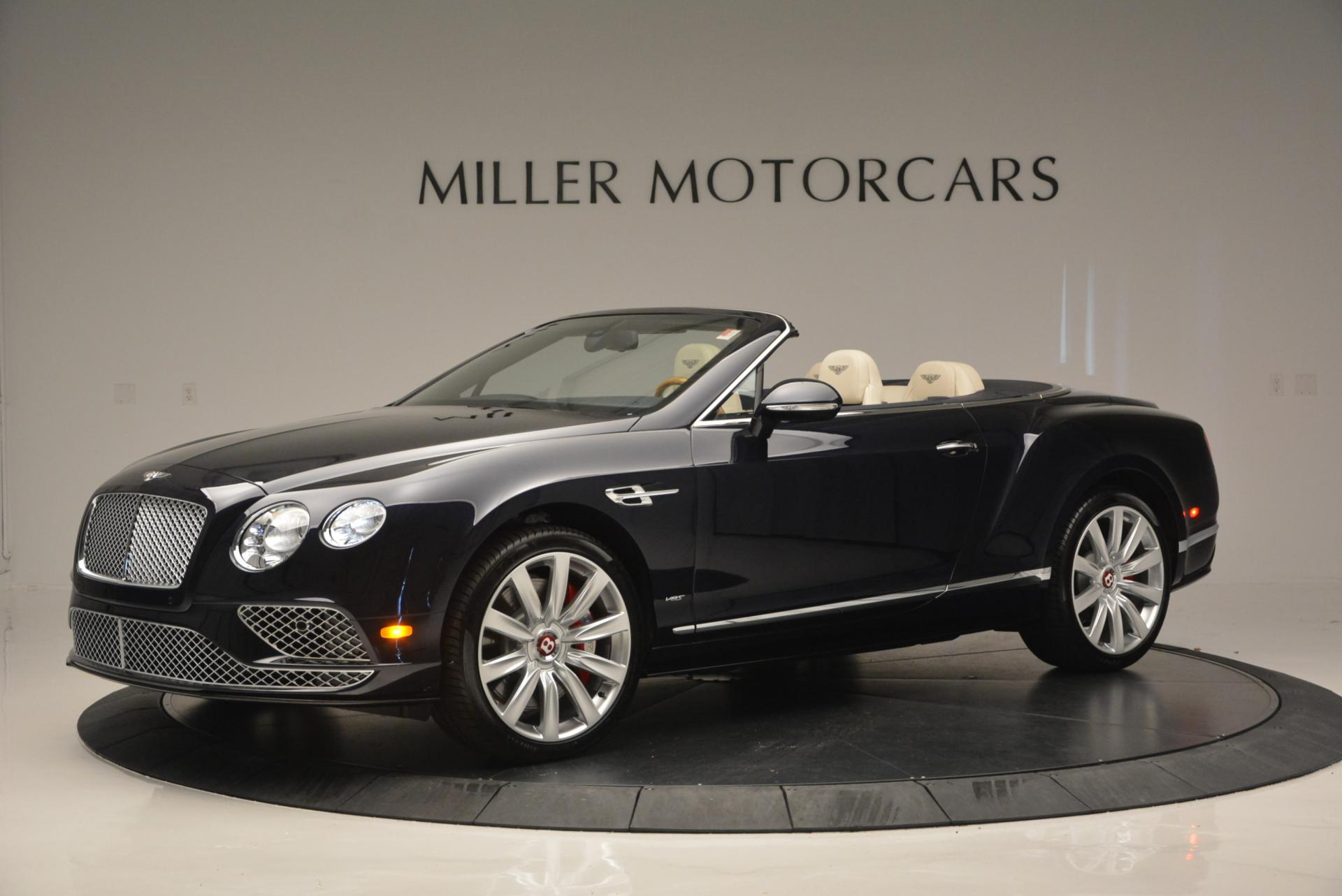 Used 2016 Bentley Continental GT V8 S Convertible  For Sale In Westport, CT 15_p2