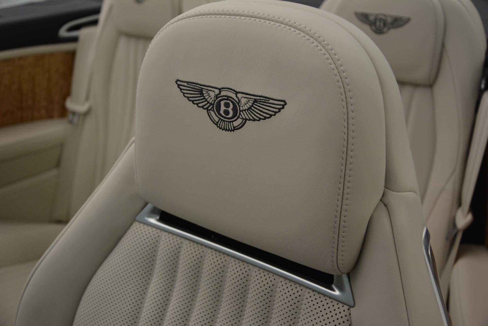 Used 2016 Bentley Continental GT V8 S Convertible  For Sale In Westport, CT 15_p41
