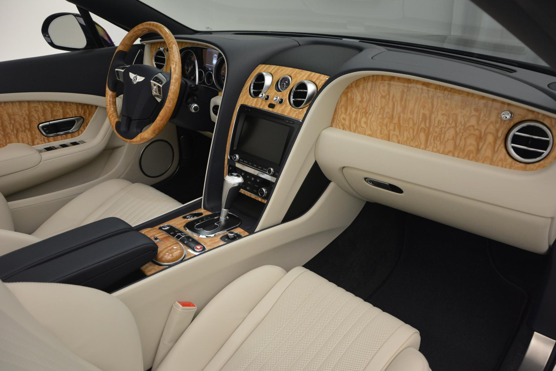 Used 2016 Bentley Continental GT V8 S Convertible  For Sale In Westport, CT 15_p47