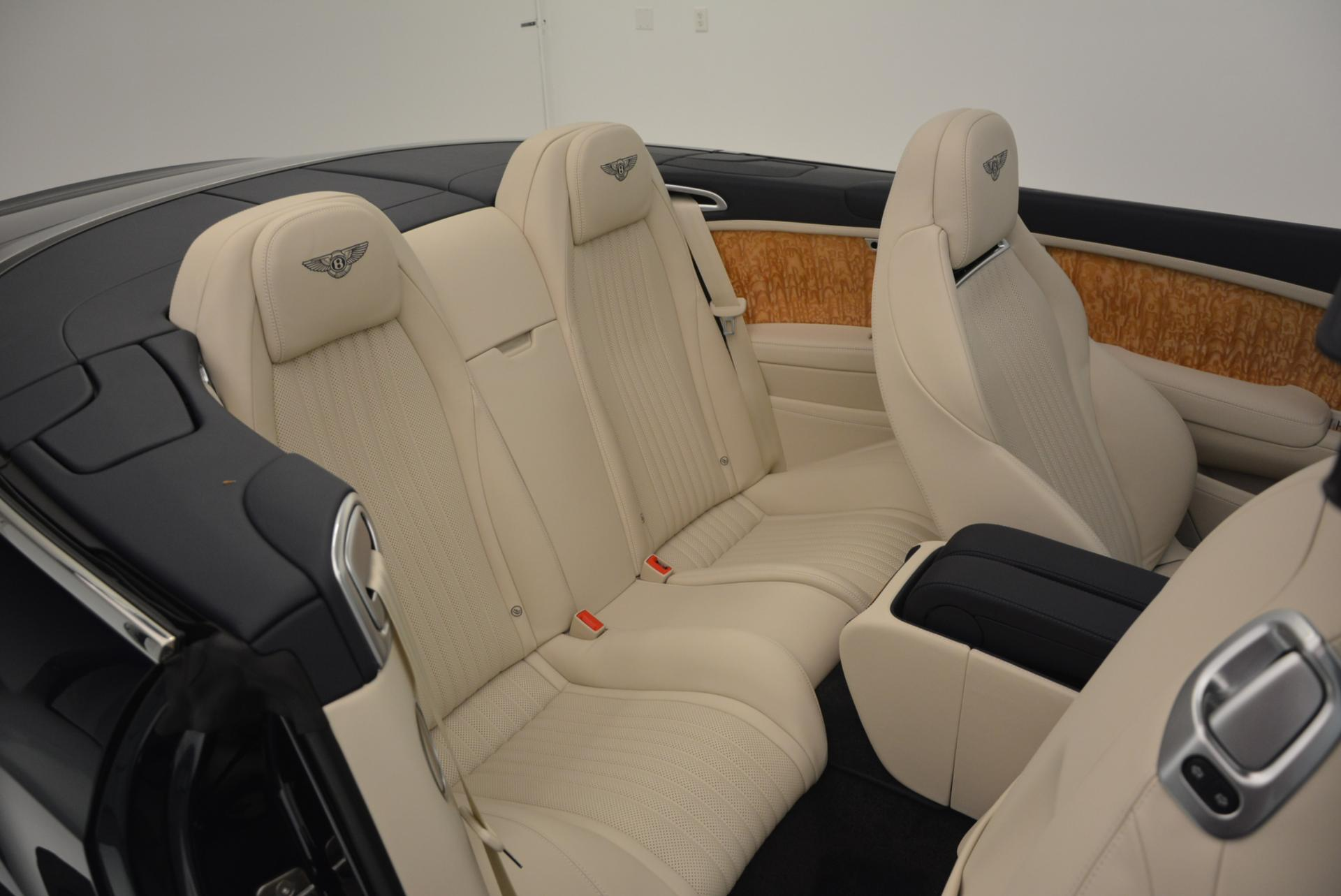 Used 2016 Bentley Continental GT V8 S Convertible  For Sale In Westport, CT 15_p49