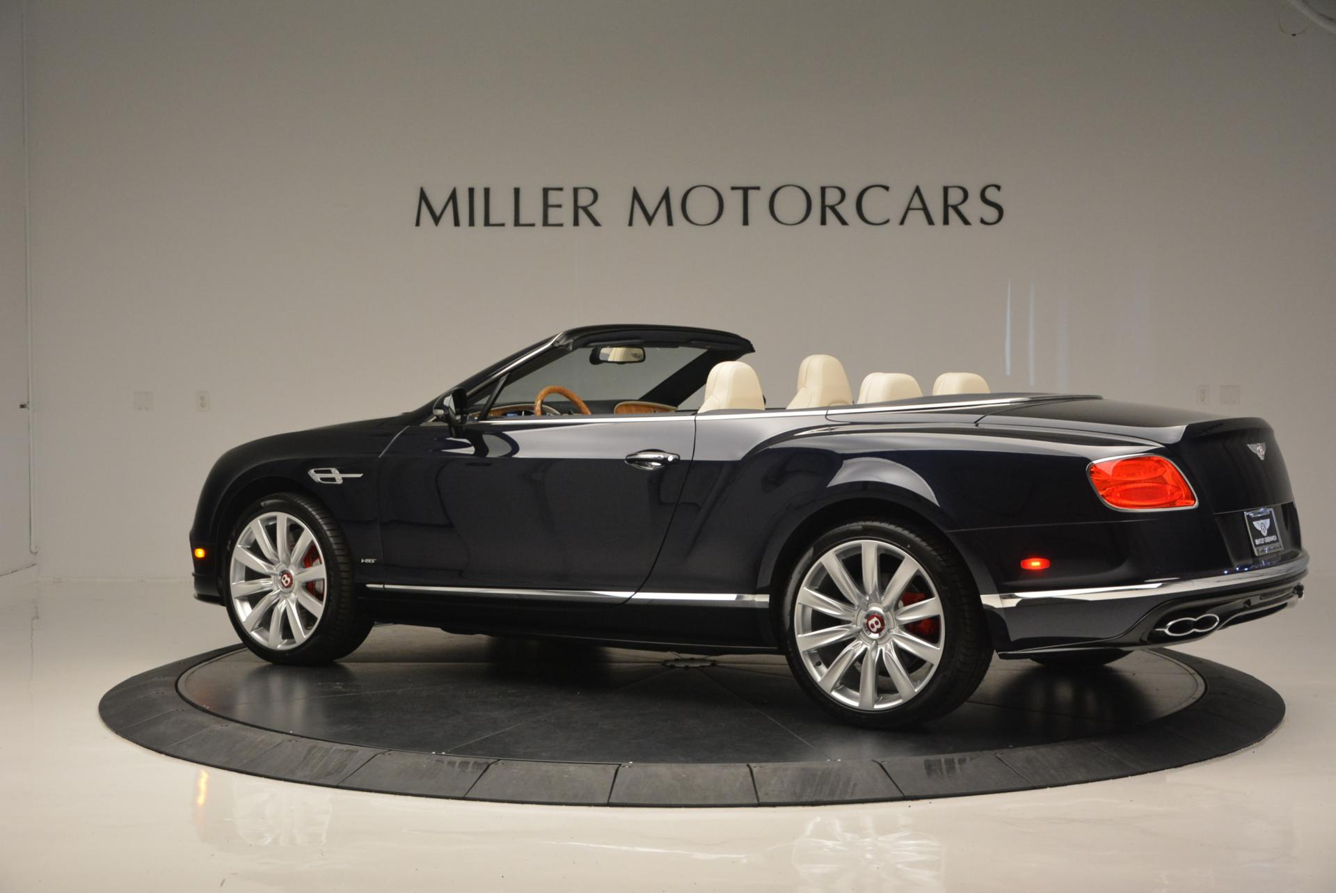 Used 2016 Bentley Continental GT V8 S Convertible  For Sale In Westport, CT 15_p4