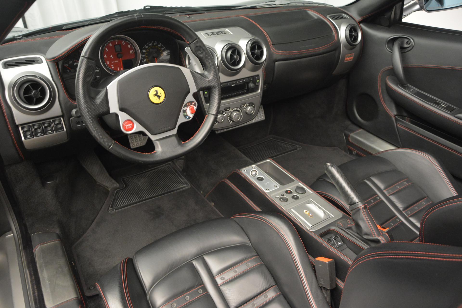 Used 2005 Ferrari F430 Spider For Sale In Westport, CT 150_p25