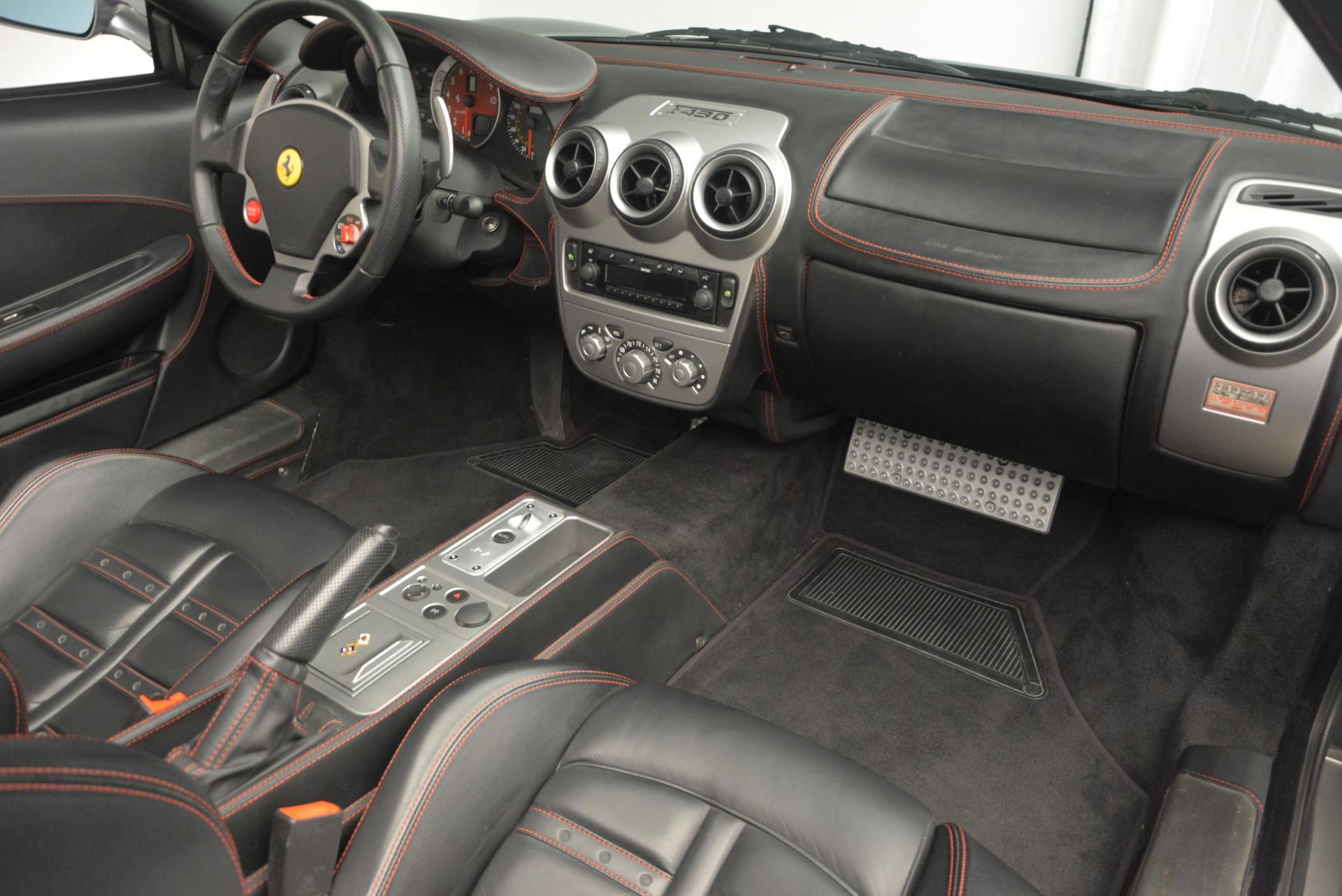 Used 2005 Ferrari F430 Spider For Sale In Westport, CT 150_p29