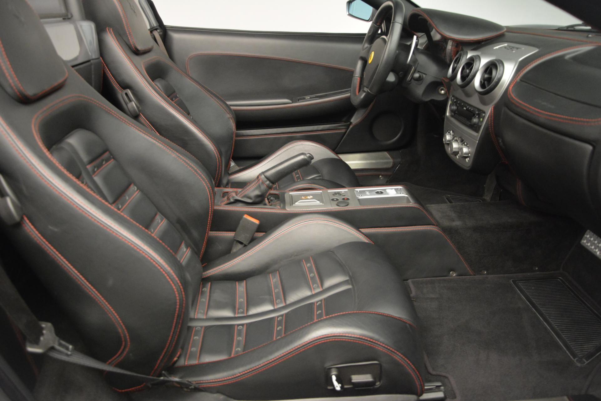 Used 2005 Ferrari F430 Spider For Sale In Westport, CT 150_p30