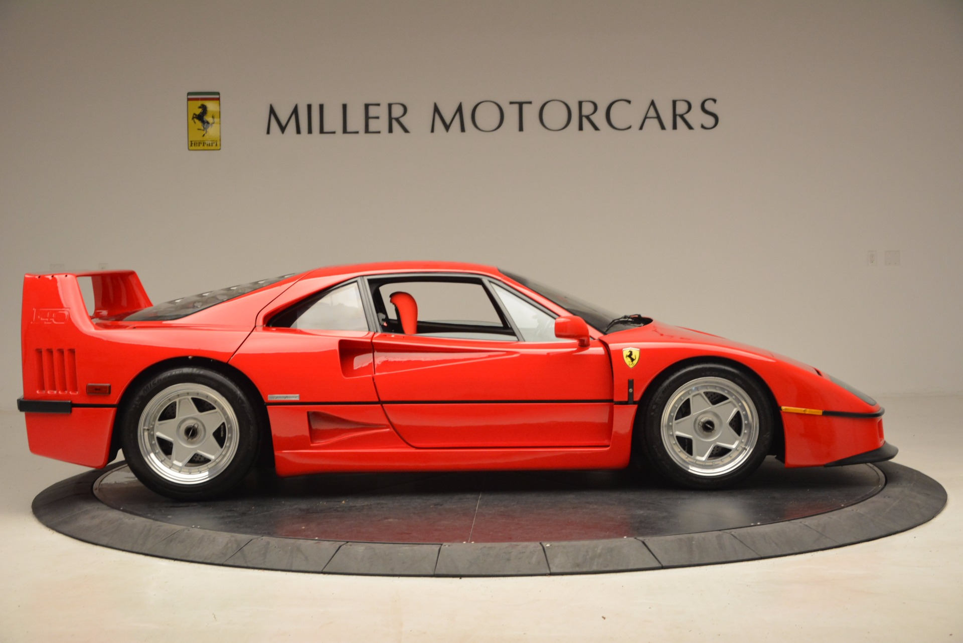 Used 1992 Ferrari F40  For Sale In Westport, CT 1500_p10