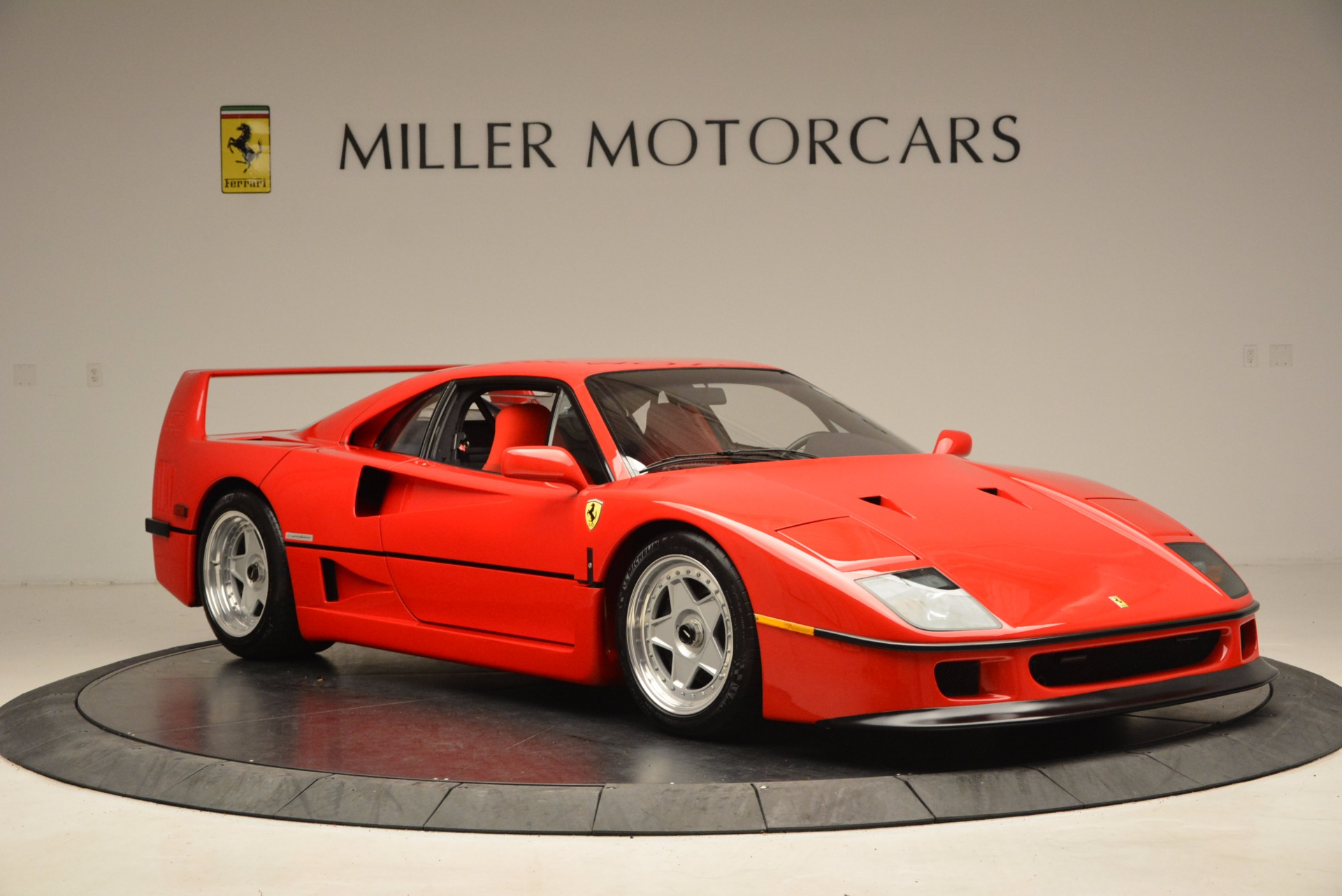 Used 1992 Ferrari F40  For Sale In Westport, CT 1500_p12