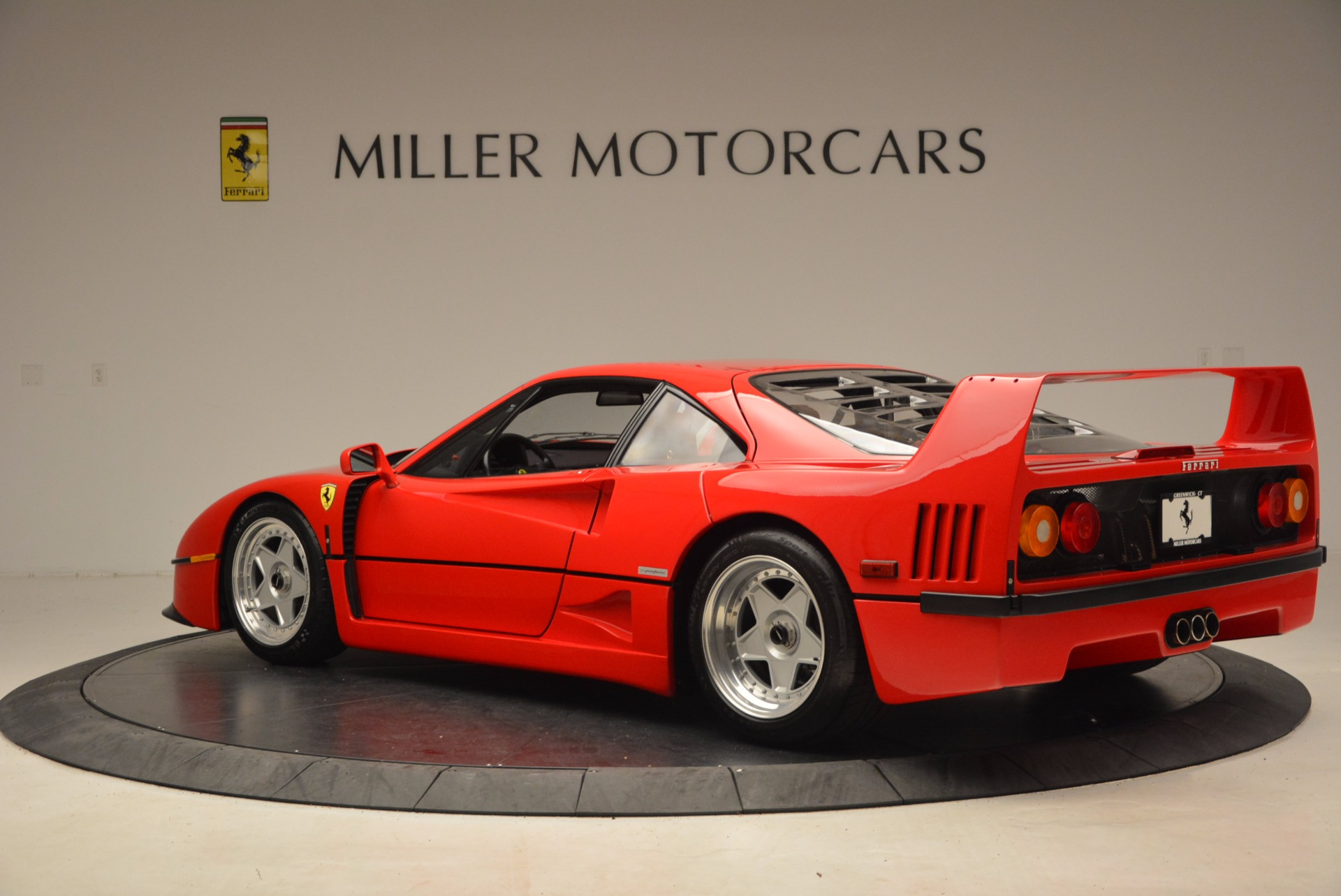 Used 1992 Ferrari F40  For Sale In Westport, CT 1500_p5