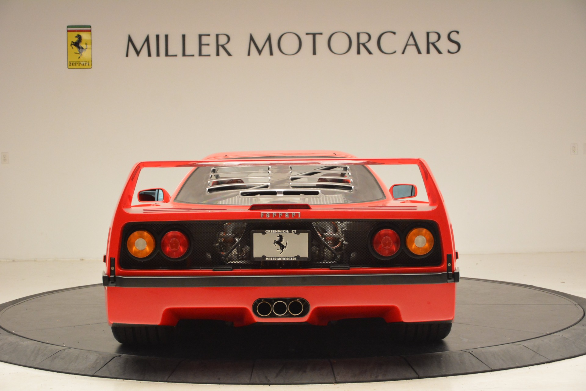 Used 1992 Ferrari F40  For Sale In Westport, CT 1500_p7
