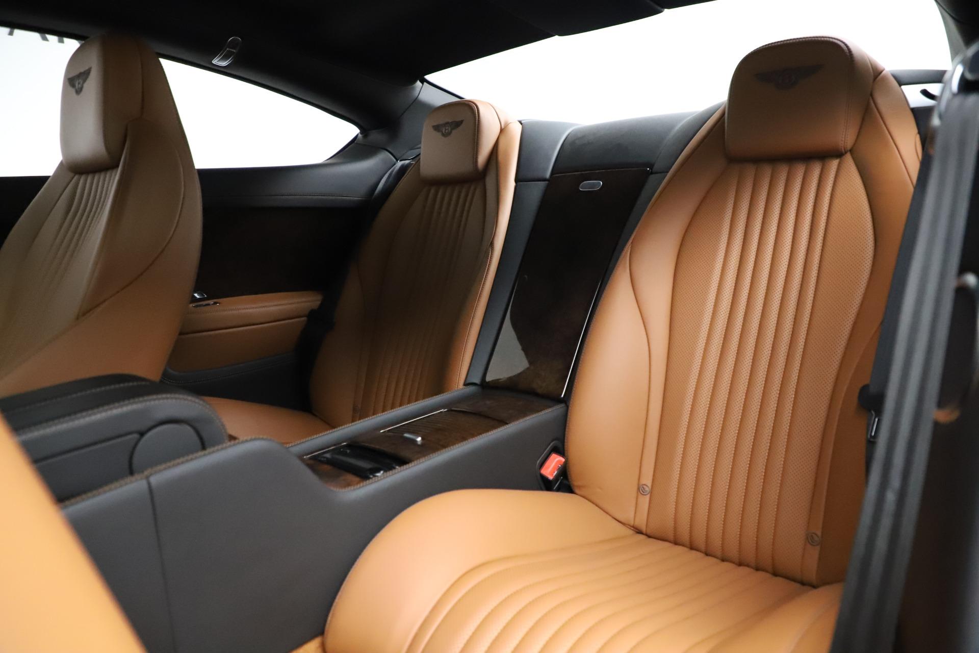 New 2017 Bentley Continental GT W12 For Sale In Westport, CT 1501_p20
