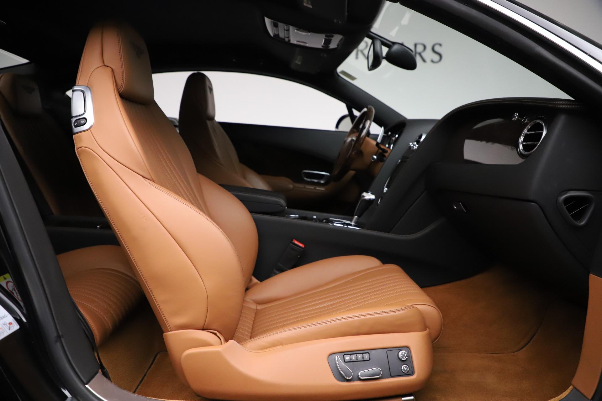 New 2017 Bentley Continental GT W12 For Sale In Westport, CT 1501_p23