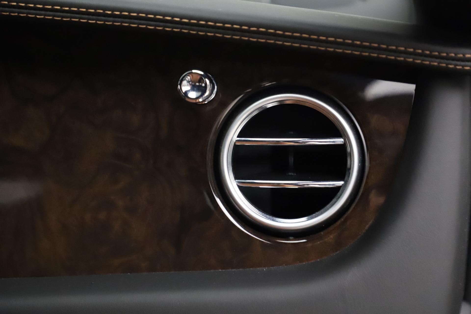 New 2017 Bentley Continental GT W12 For Sale In Westport, CT 1501_p26