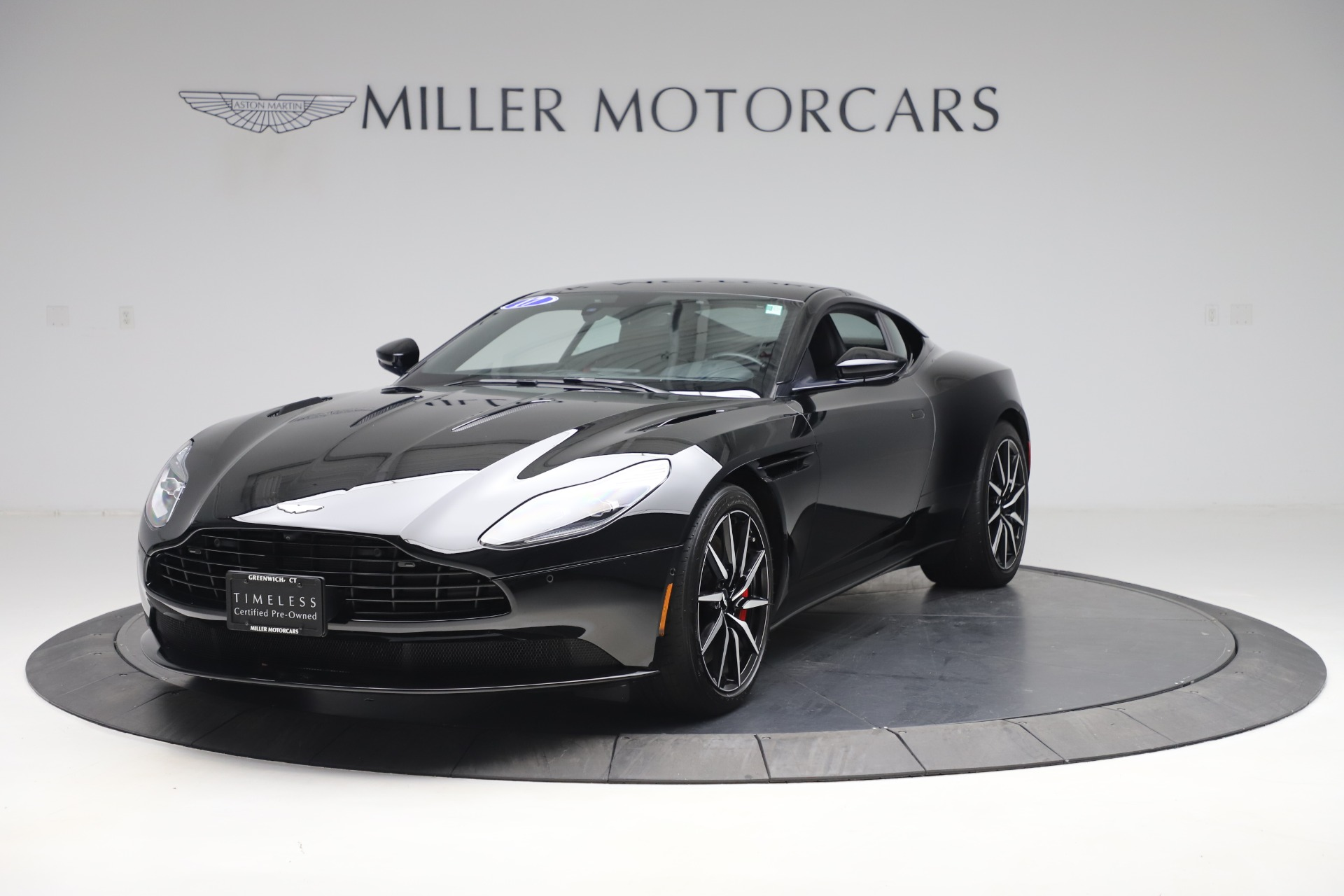 New 2017 Aston Martin DB11  For Sale In Westport, CT 1503_main