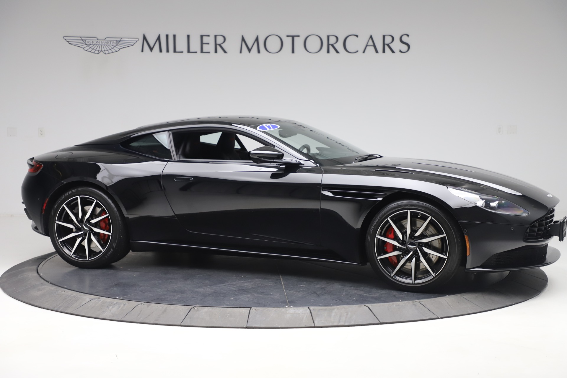 New 2017 Aston Martin DB11  For Sale In Westport, CT 1503_p10