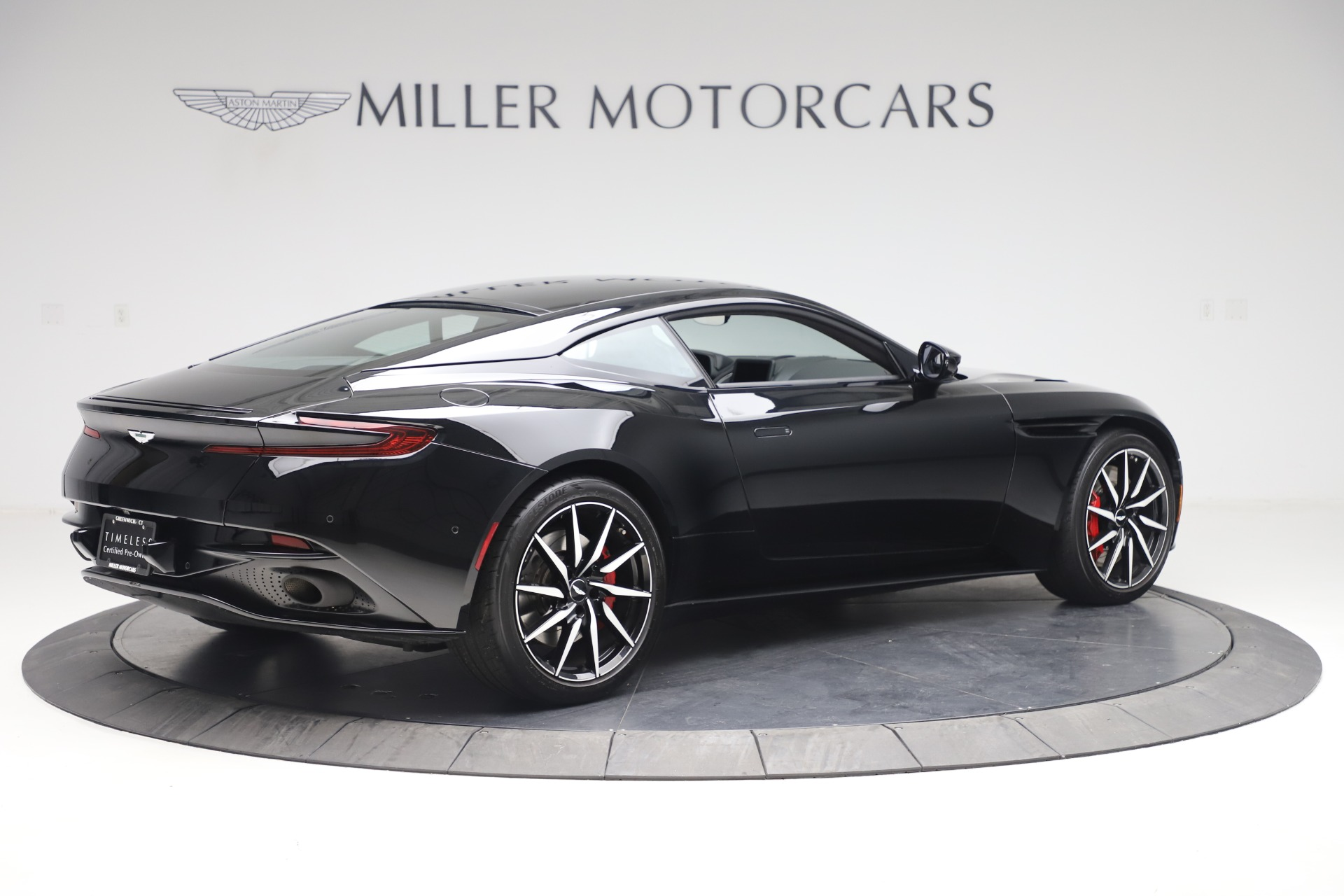 New 2017 Aston Martin DB11  For Sale In Westport, CT 1503_p7