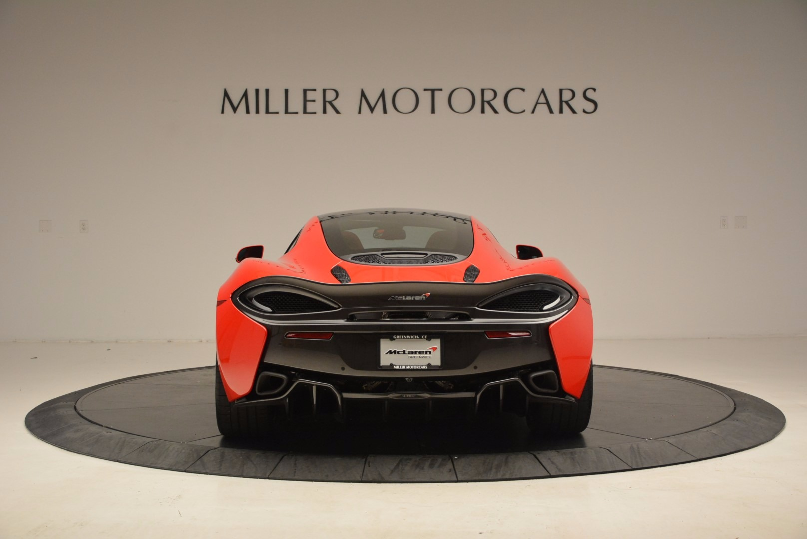Used 2017 McLaren 570GT  For Sale In Westport, CT 1506_p6