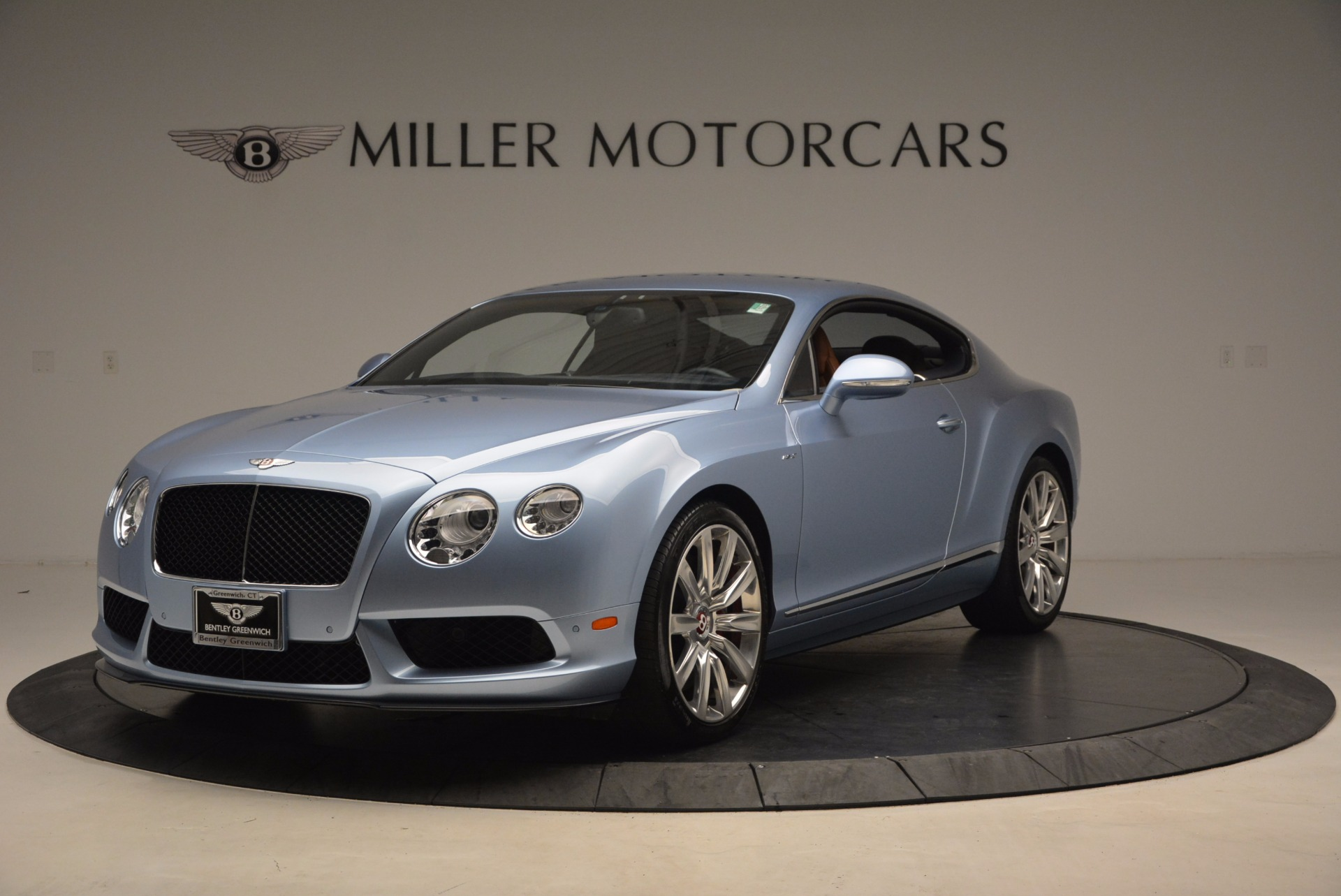 Used 2015 Bentley Continental GT V8 S For Sale In Westport, CT 1507_main