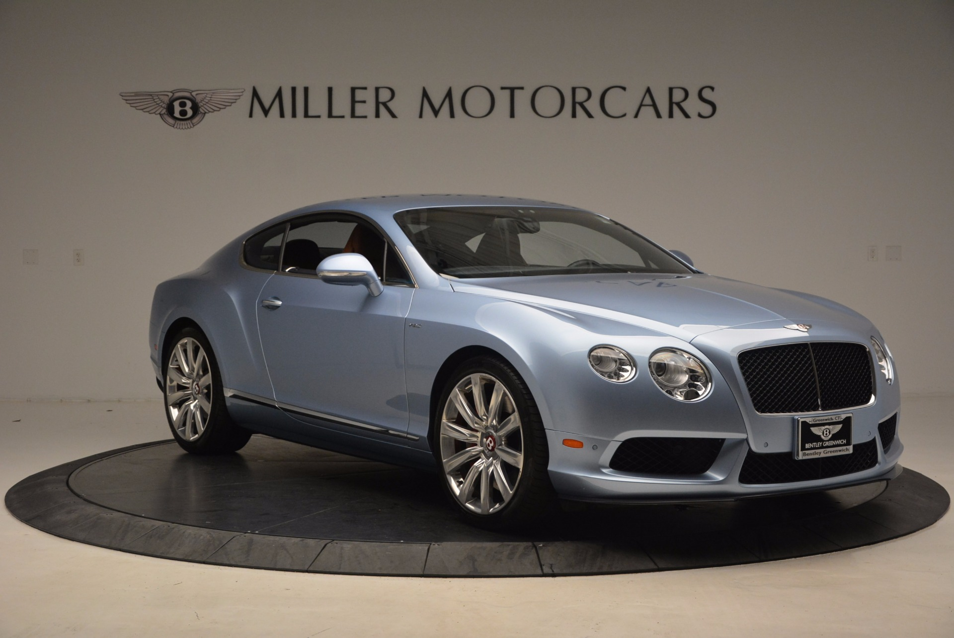 Used 2015 Bentley Continental GT V8 S For Sale In Westport, CT 1507_p11