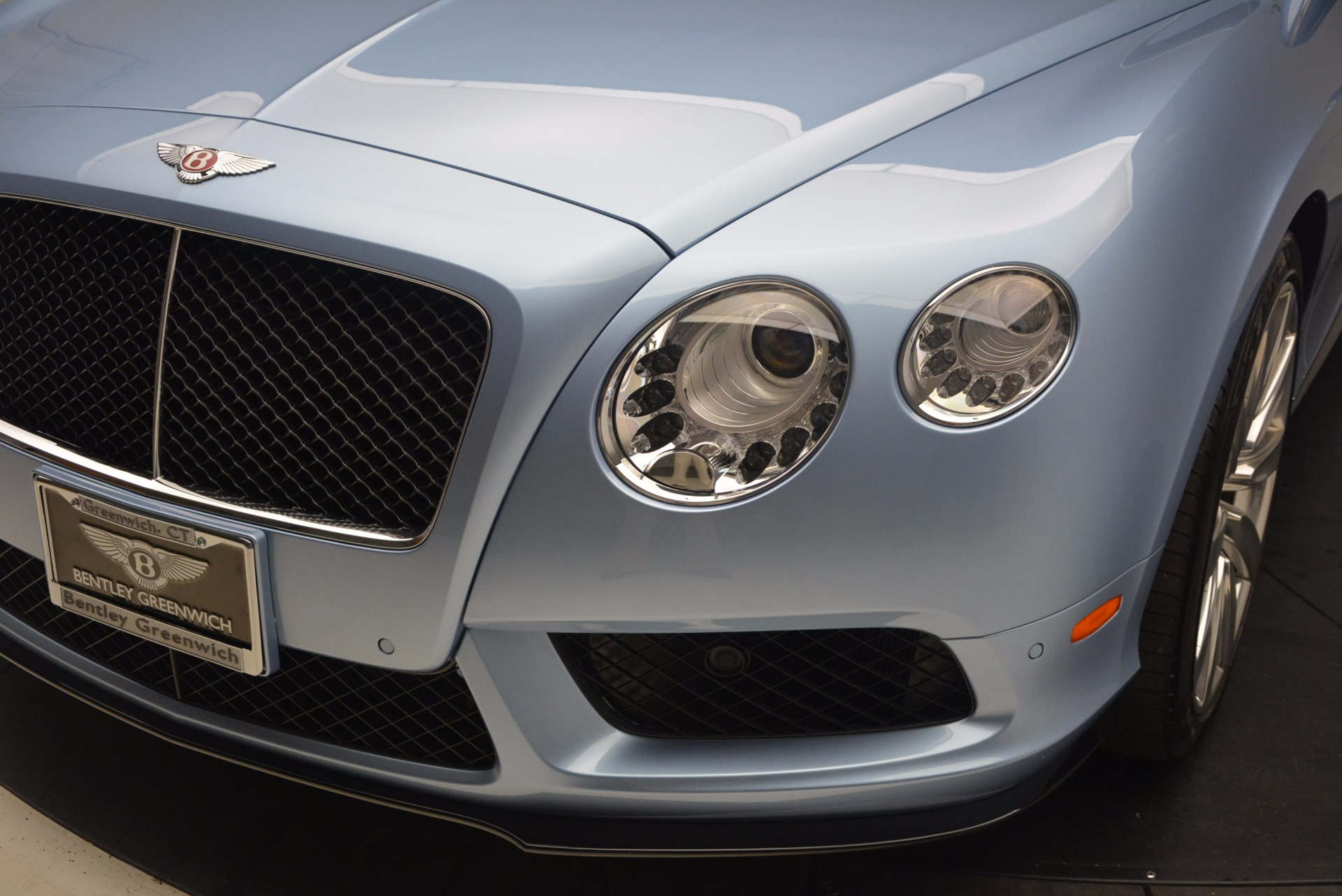 Used 2015 Bentley Continental GT V8 S For Sale In Westport, CT 1507_p14