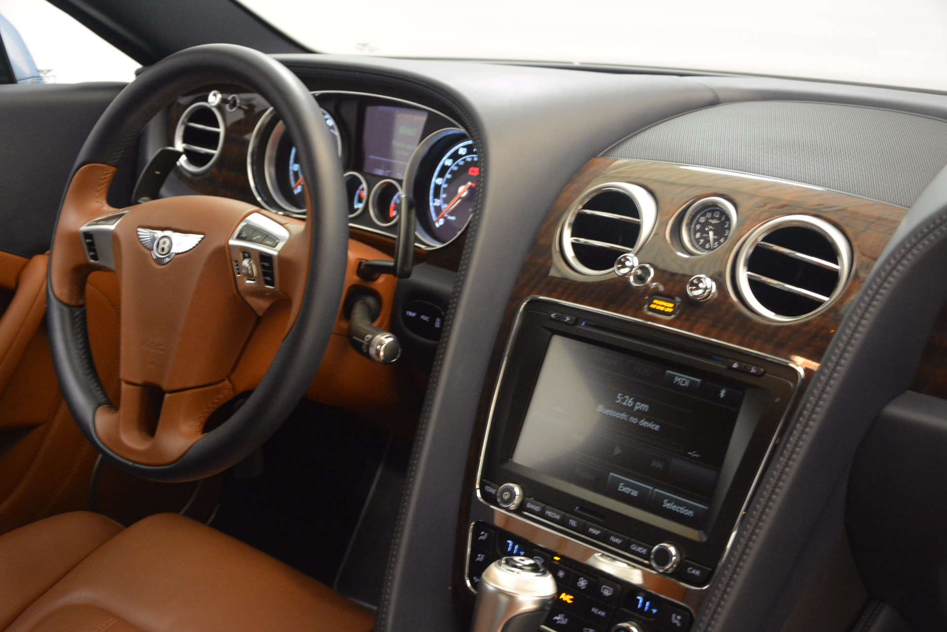 Used 2015 Bentley Continental GT V8 S For Sale In Westport, CT 1507_p36