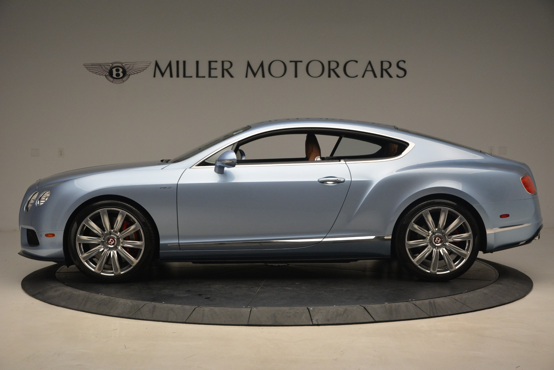 Used 2015 Bentley Continental GT V8 S For Sale In Westport, CT 1507_p3