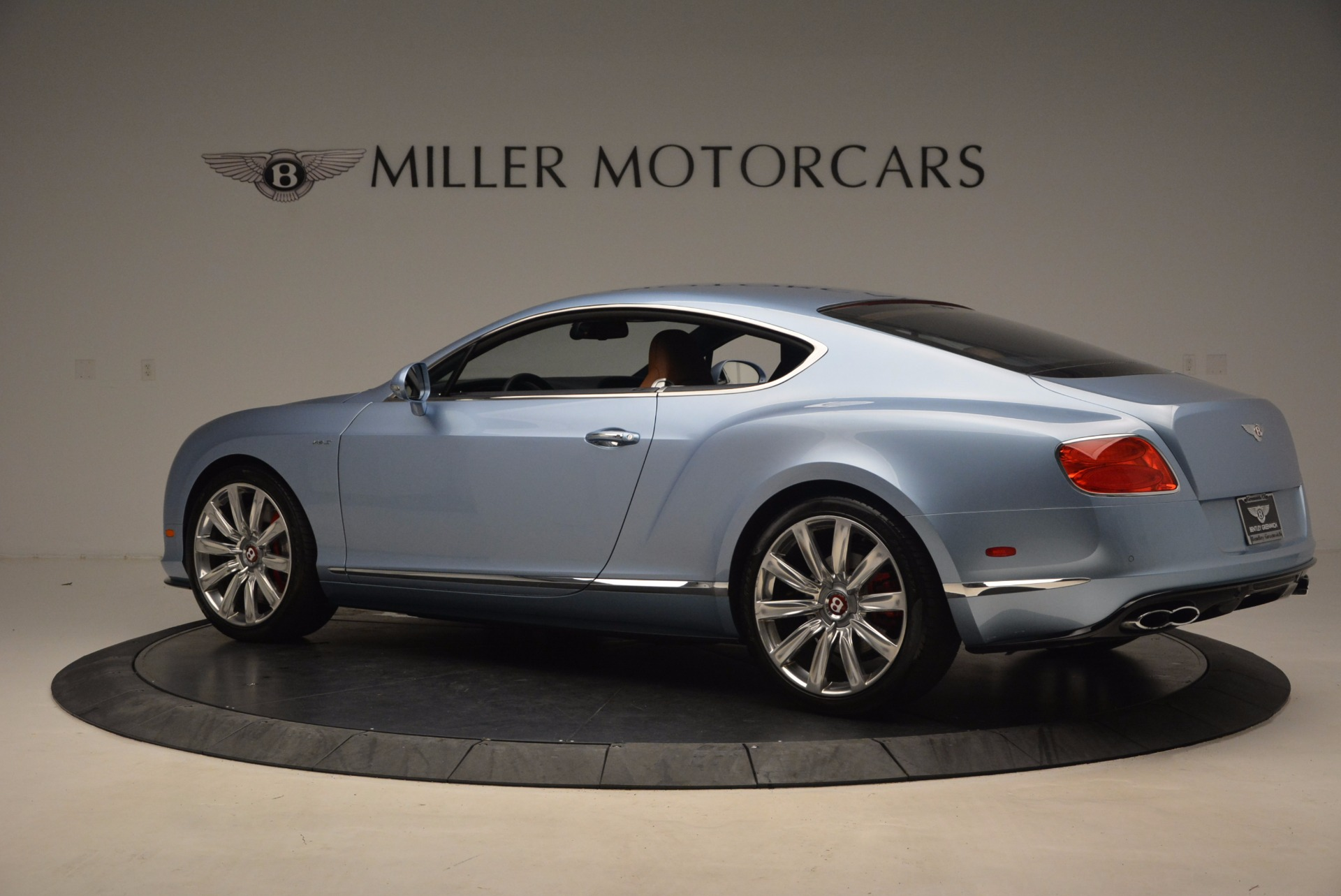 Used 2015 Bentley Continental GT V8 S For Sale In Westport, CT 1507_p4