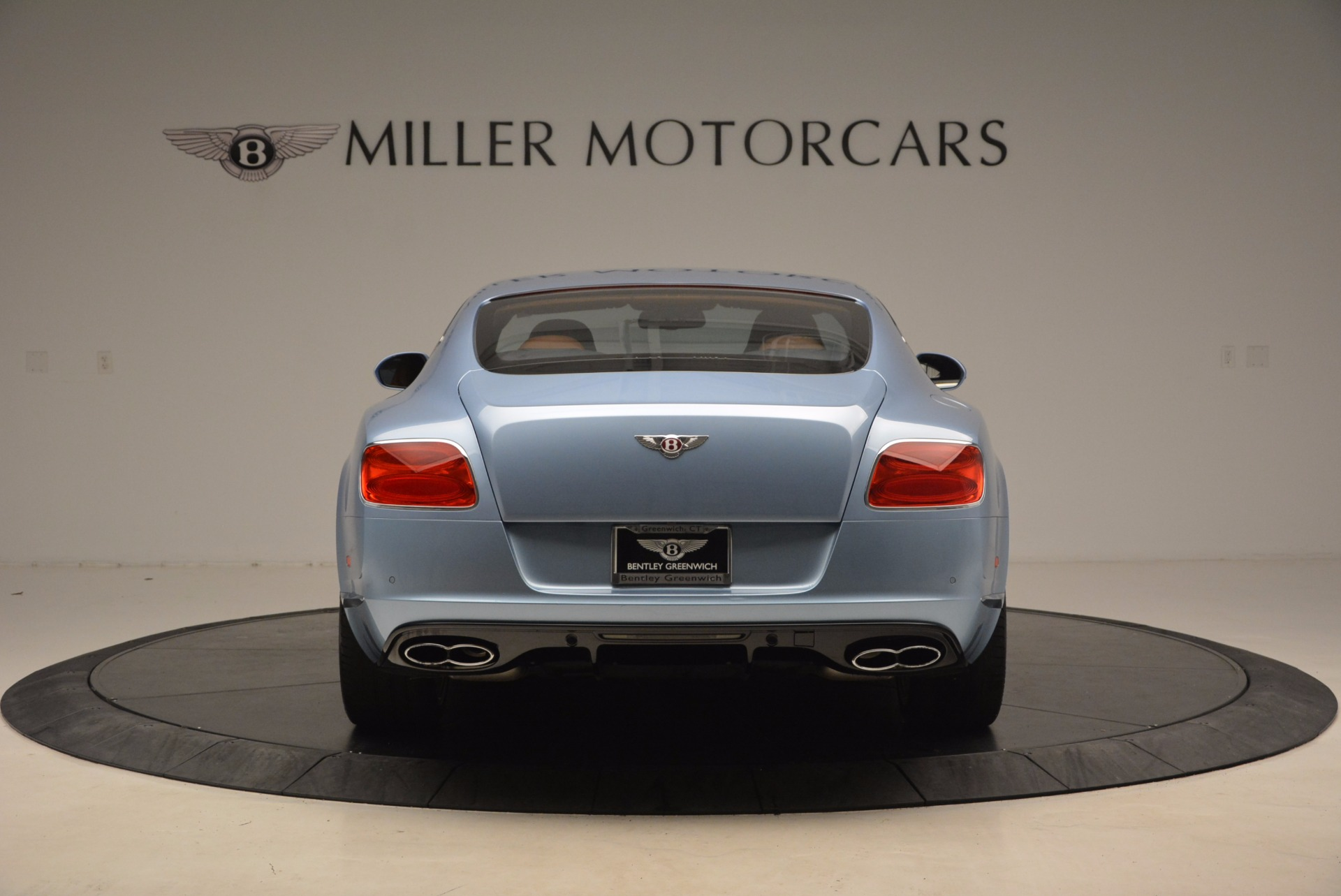 Used 2015 Bentley Continental GT V8 S For Sale In Westport, CT 1507_p6