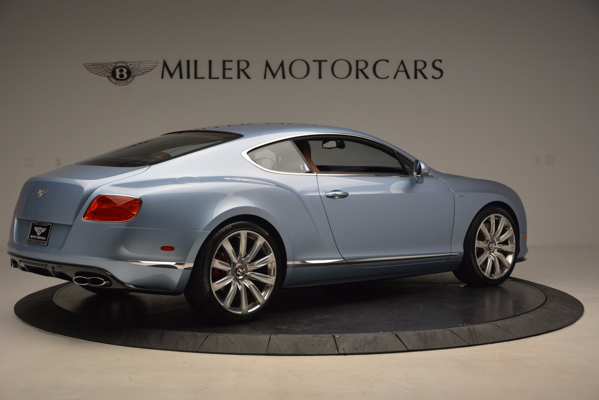 Used 2015 Bentley Continental GT V8 S For Sale In Westport, CT 1507_p8