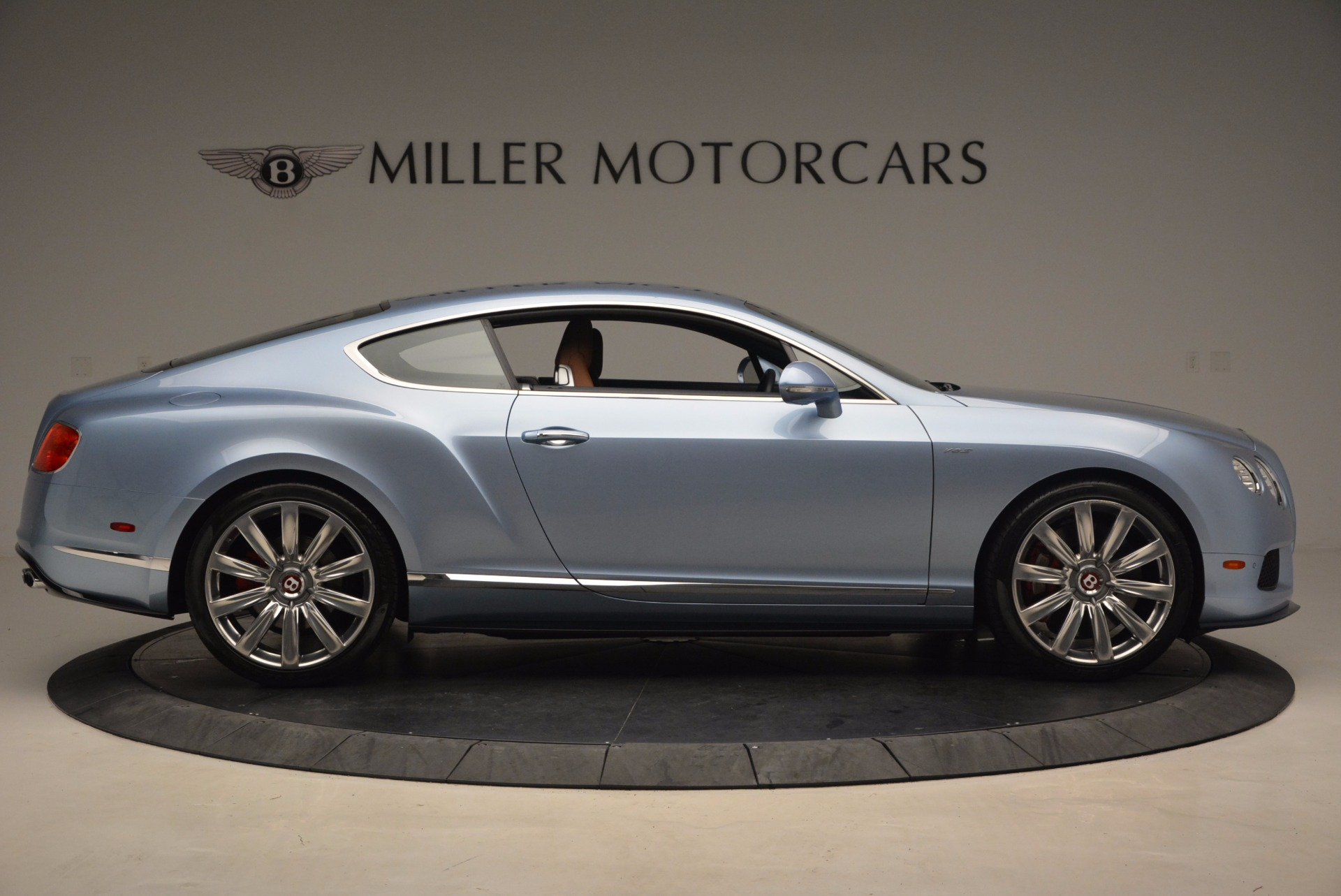 Used 2015 Bentley Continental GT V8 S For Sale In Westport, CT 1507_p9