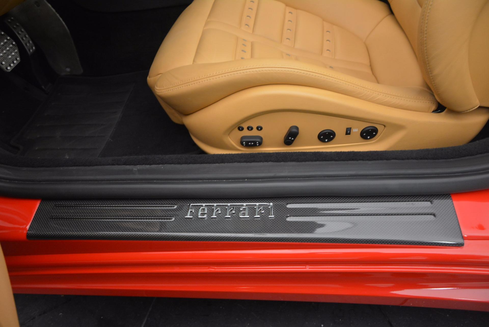 Used 2012 Ferrari California  For Sale In Westport, CT 1508_p21