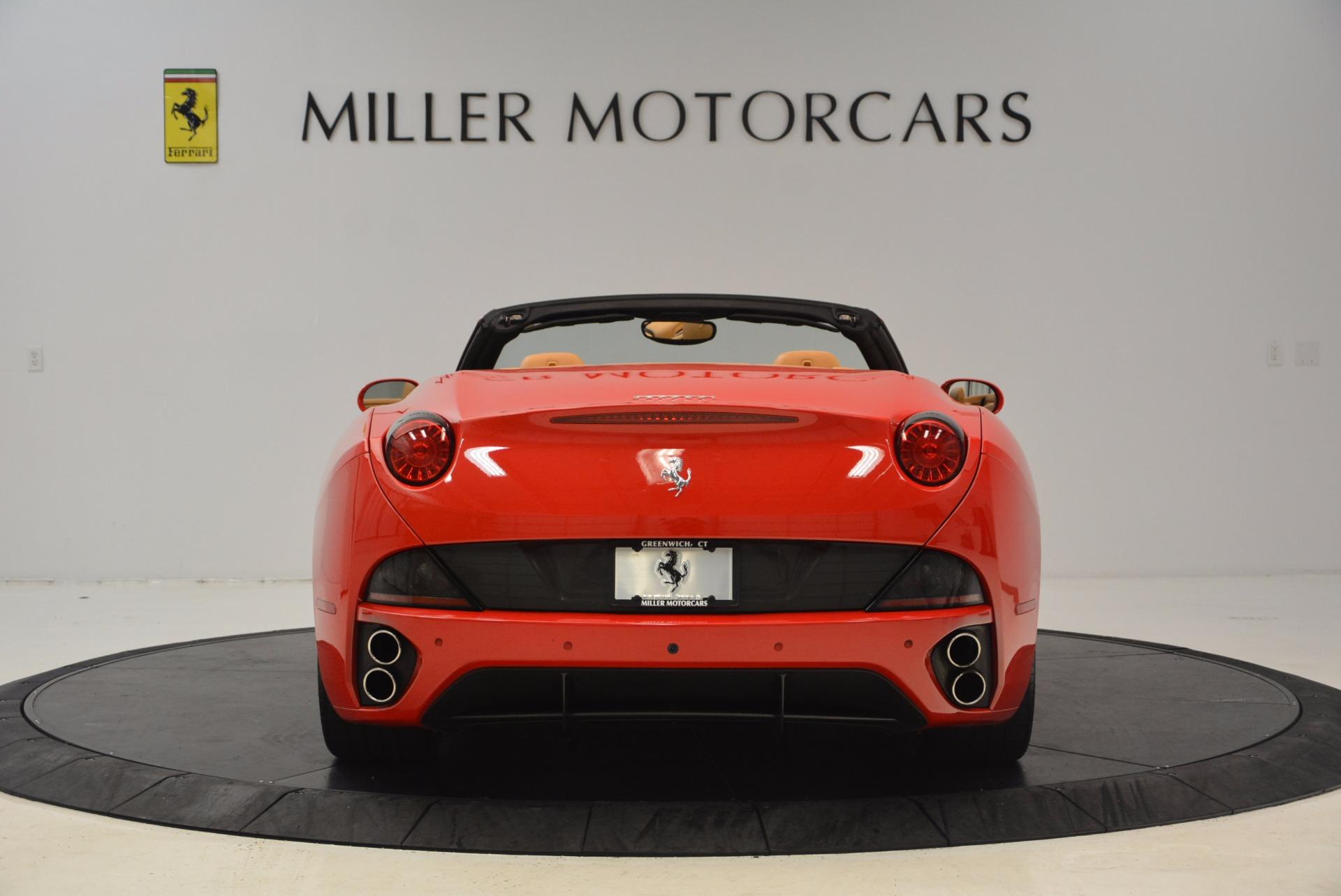 Used 2012 Ferrari California  For Sale In Westport, CT 1508_p6
