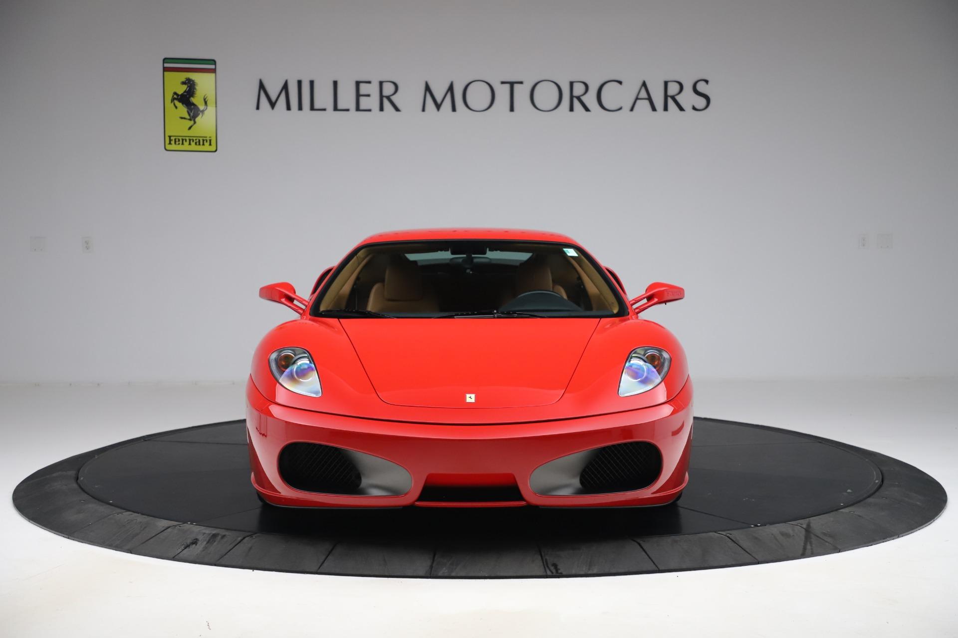 Used 2005 Ferrari F430  For Sale In Westport, CT 1509_p12