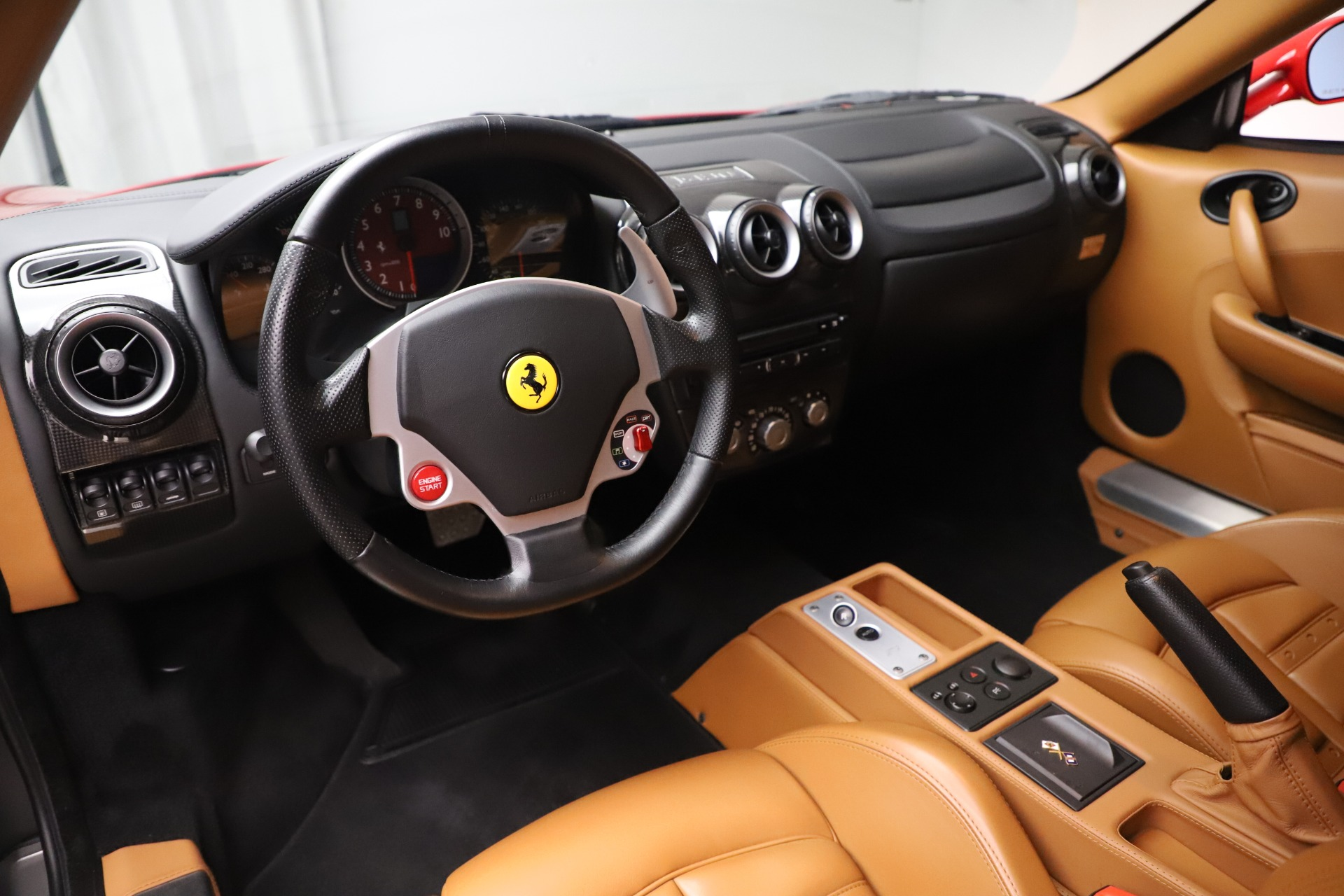 Used 2005 Ferrari F430  For Sale In Westport, CT 1509_p13