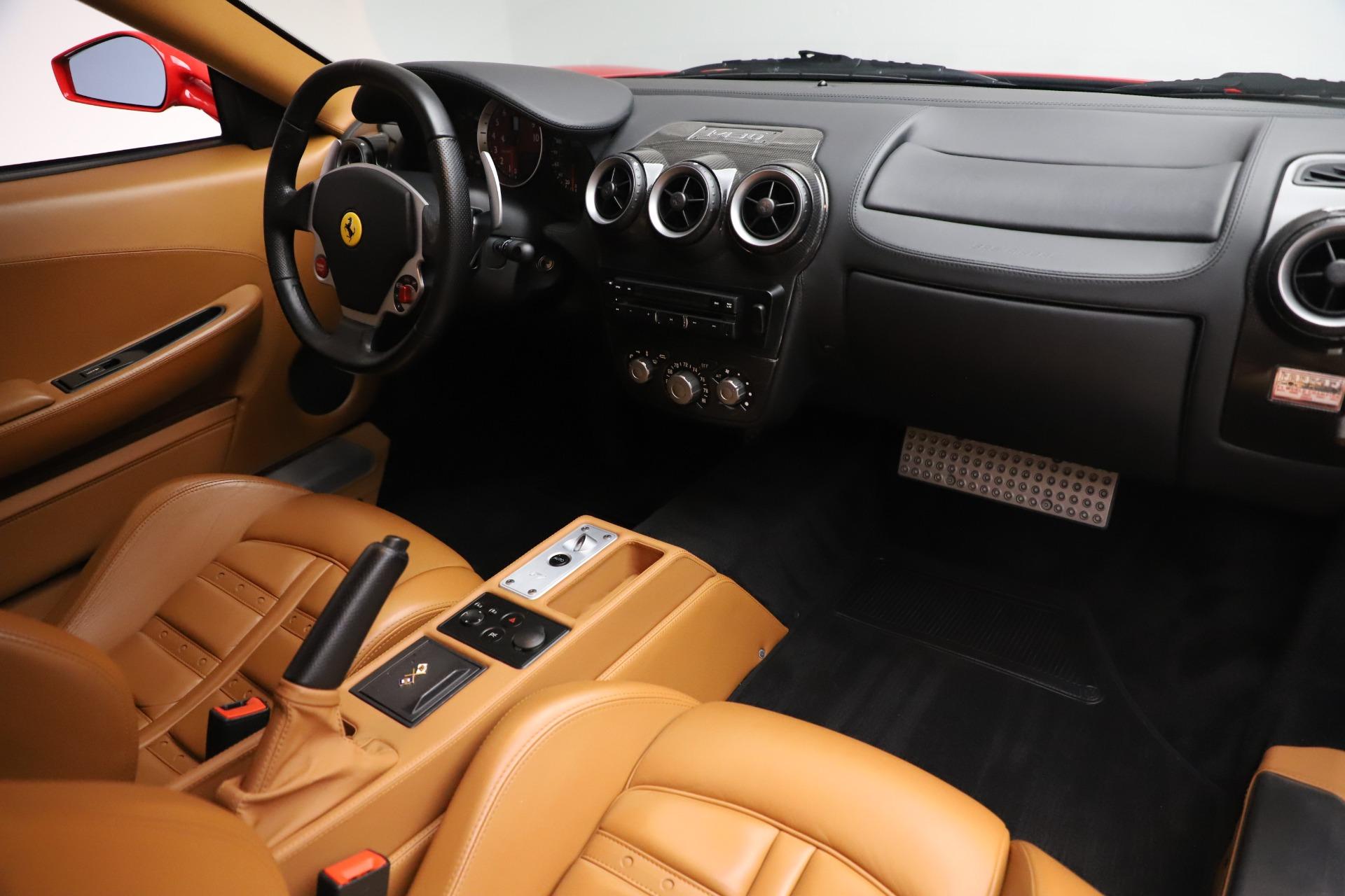 Used 2005 Ferrari F430  For Sale In Westport, CT 1509_p17
