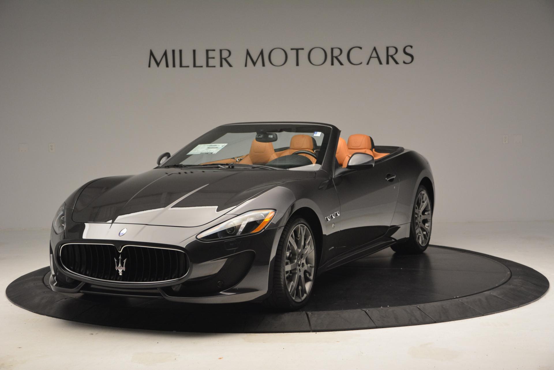 New 2016 Maserati GranTurismo Sport For Sale In Westport, CT 151_main