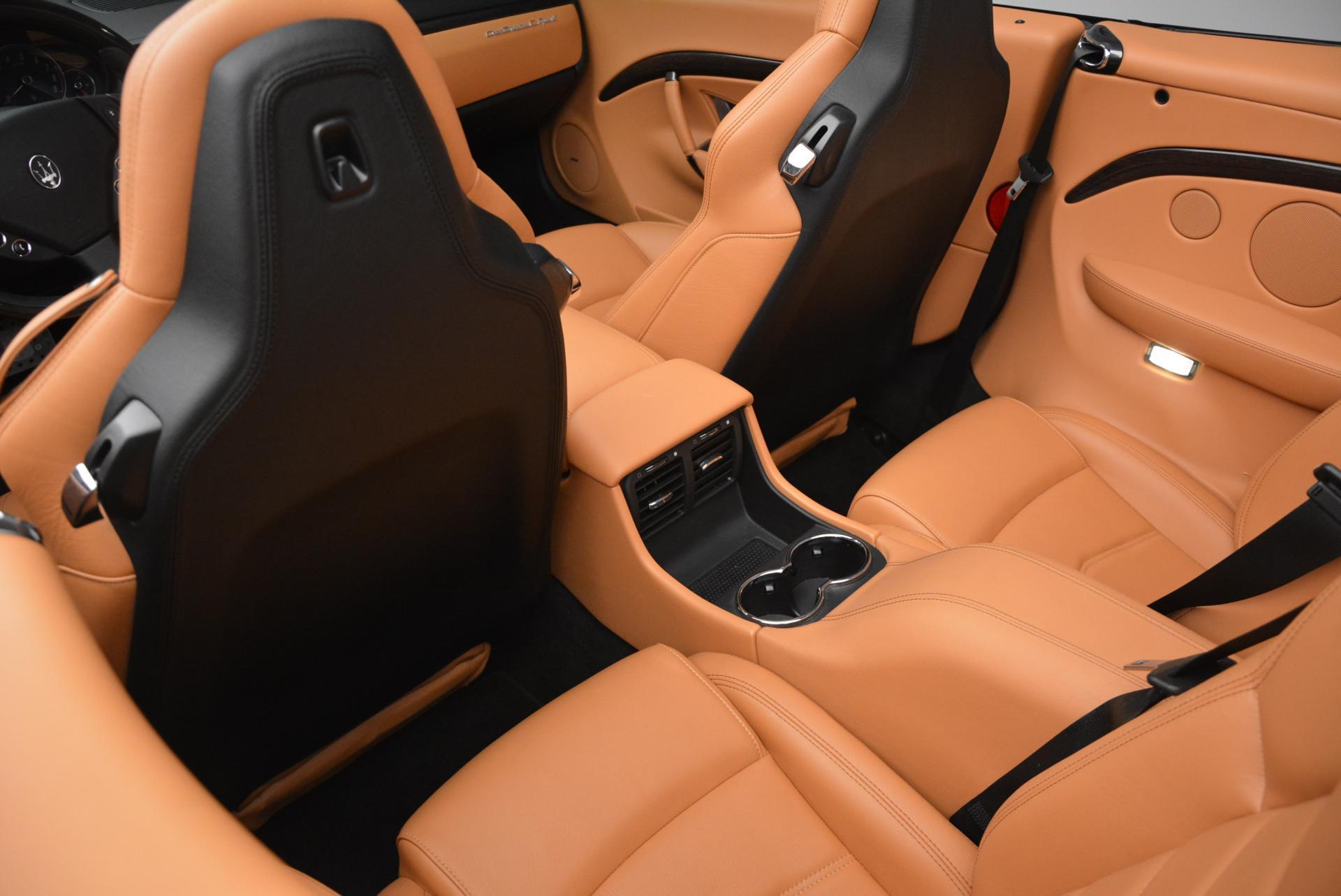 New 2016 Maserati GranTurismo Sport For Sale In Westport, CT 151_p28