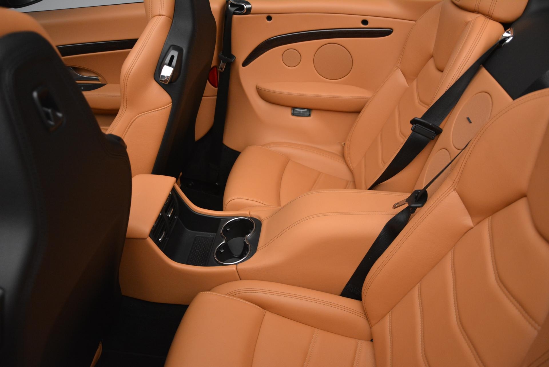 New 2016 Maserati GranTurismo Sport For Sale In Westport, CT 151_p29