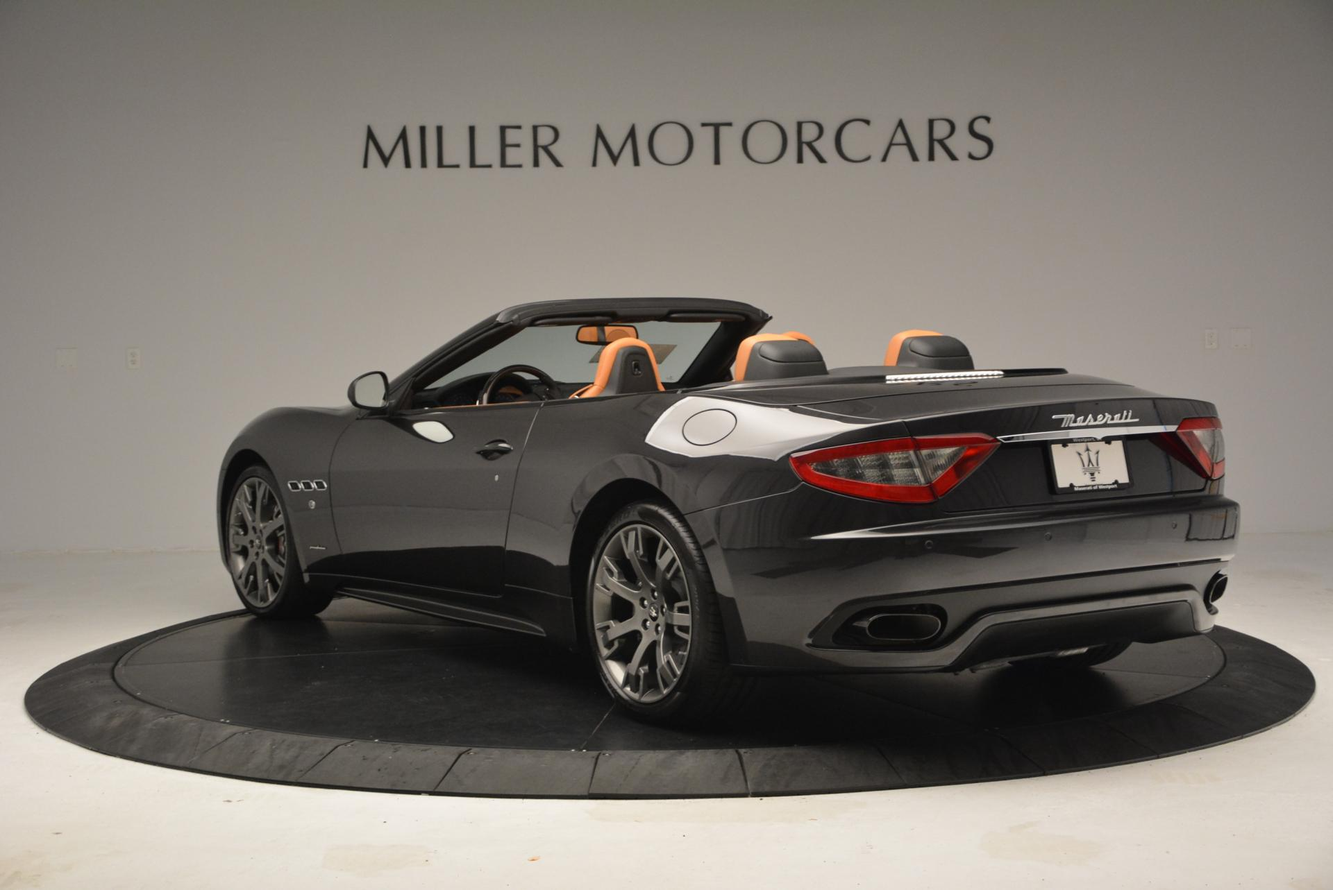 New 2016 Maserati GranTurismo Sport For Sale In Westport, CT 151_p9
