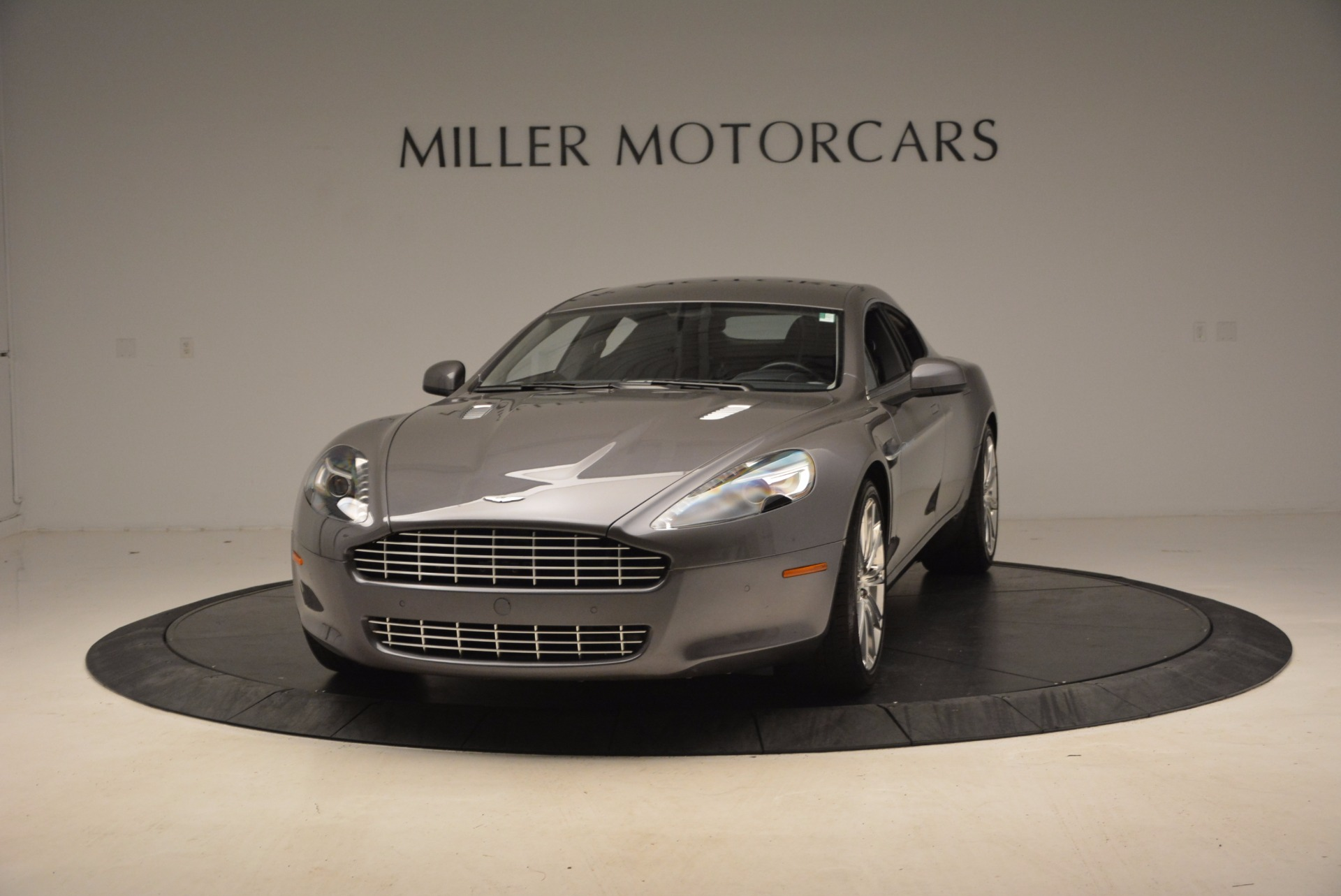 Used 2012 Aston Martin Rapide  For Sale In Westport, CT 1511_main