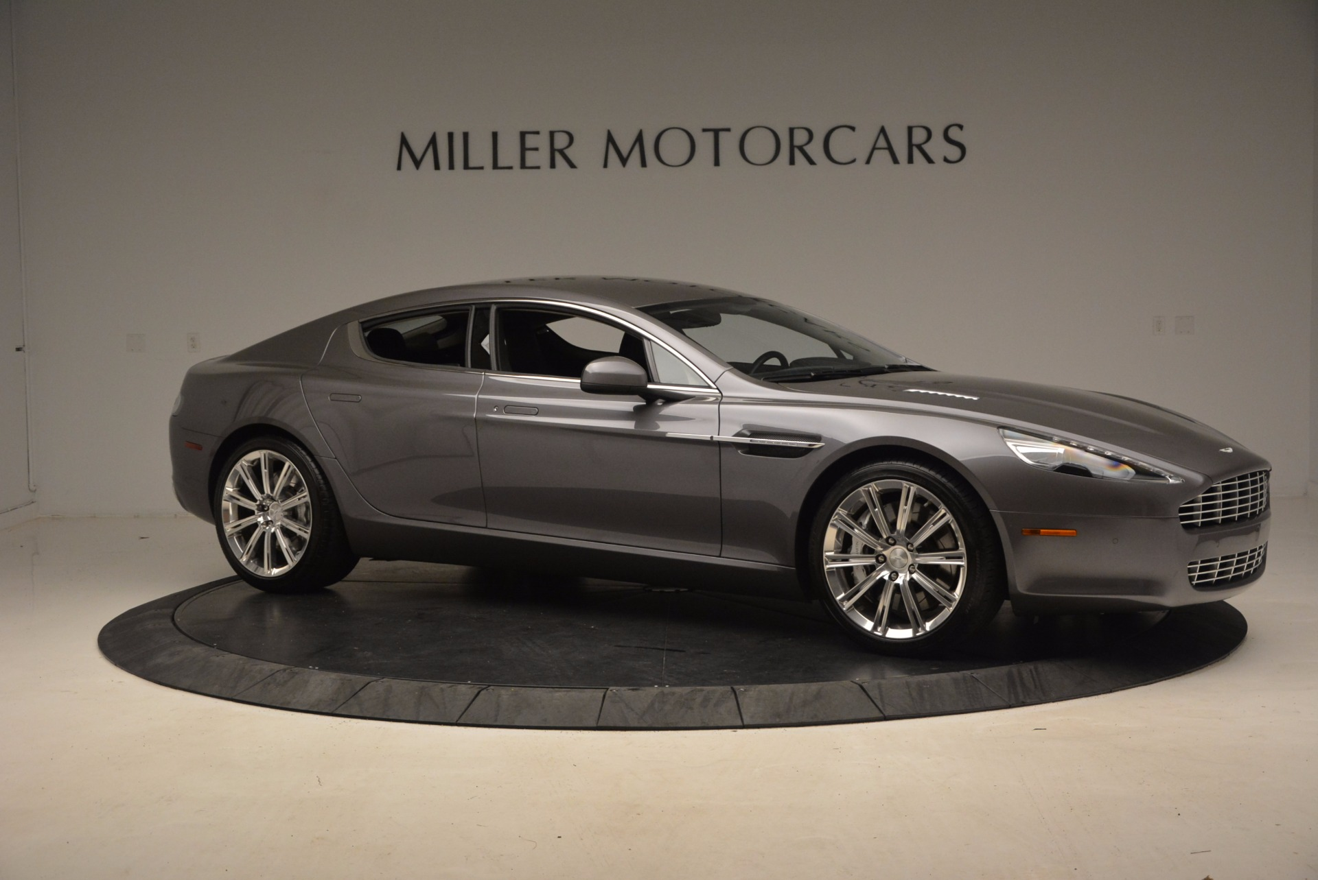 Used 2012 Aston Martin Rapide  For Sale In Westport, CT 1511_p10