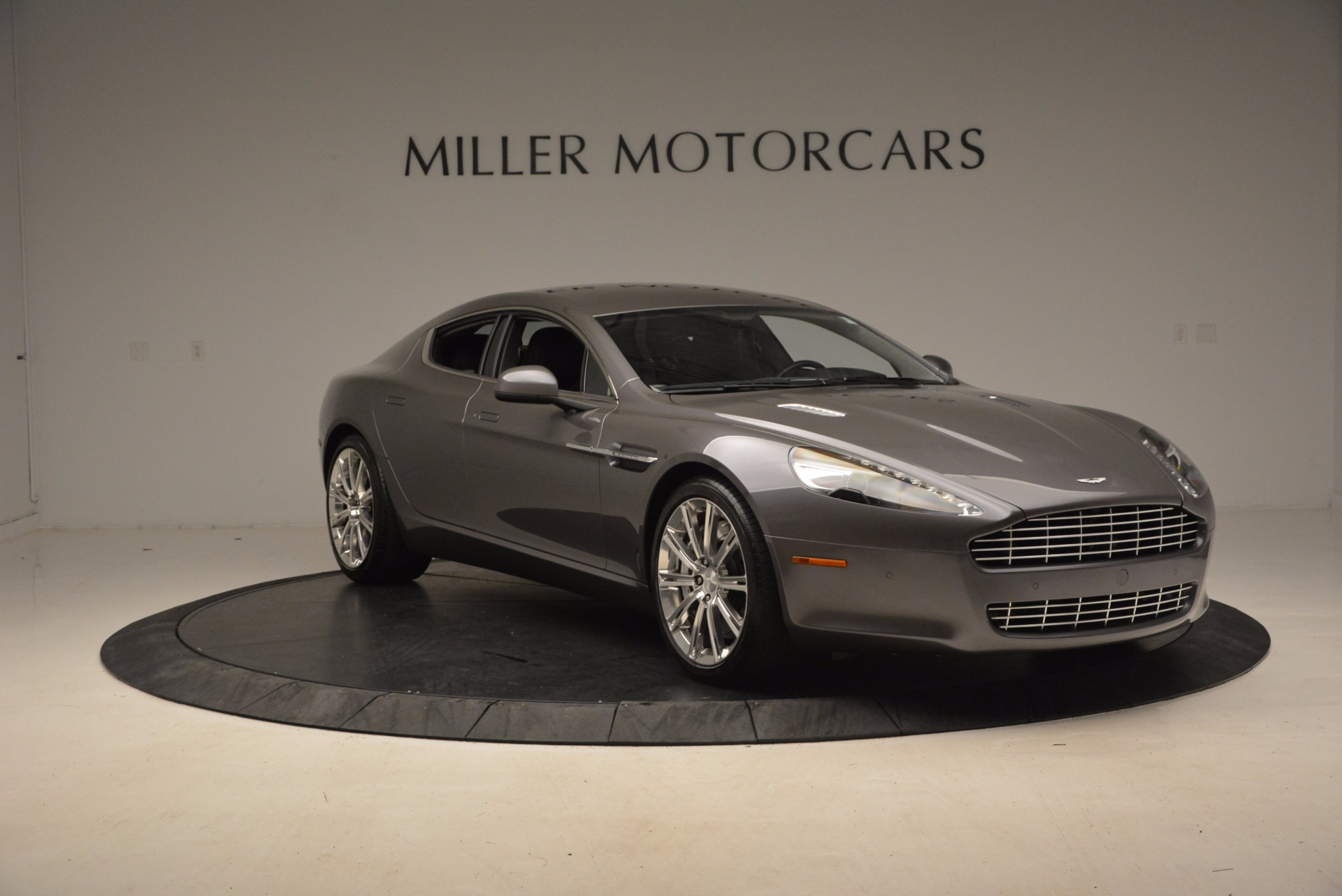 Used 2012 Aston Martin Rapide  For Sale In Westport, CT 1511_p11
