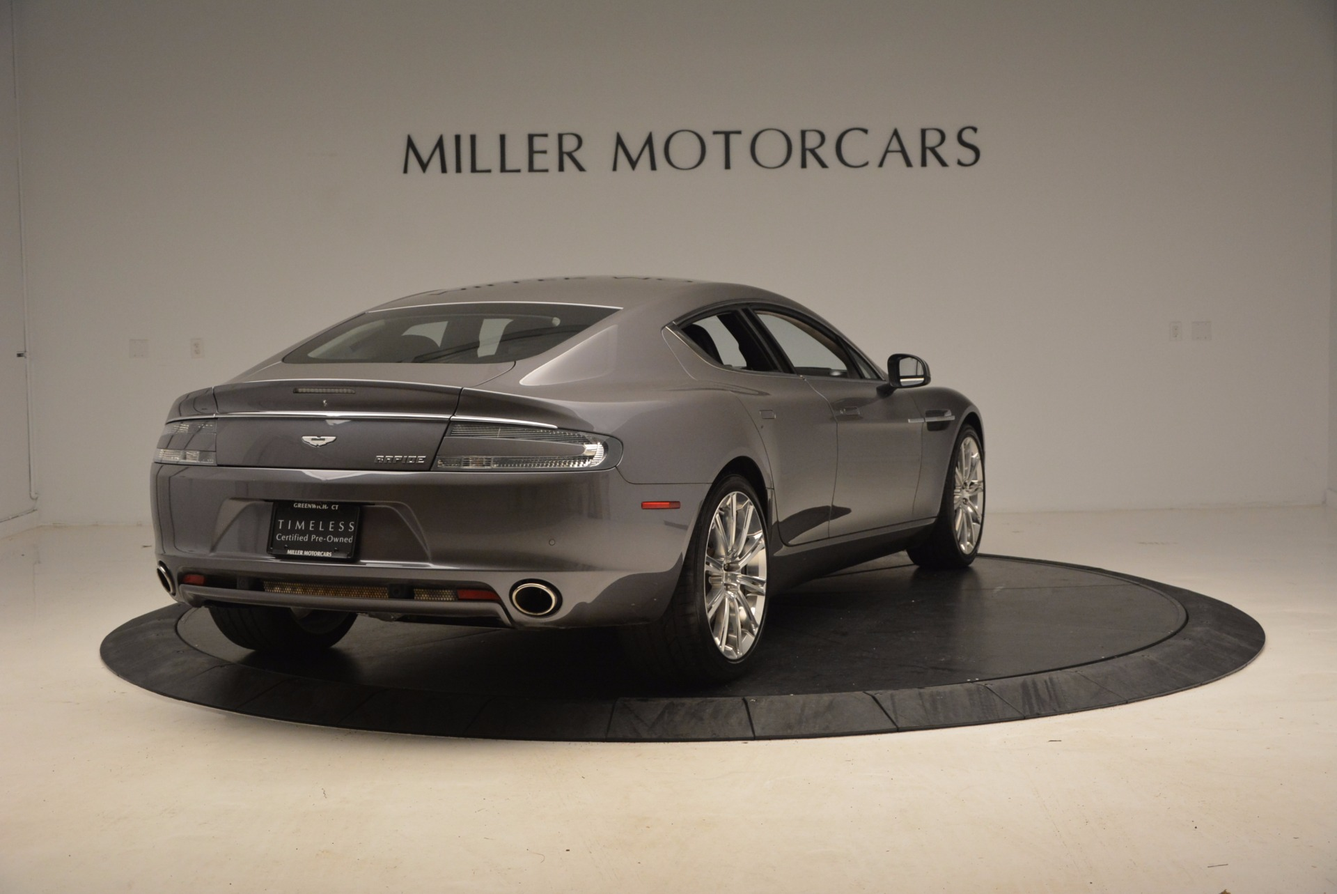 Used 2012 Aston Martin Rapide  For Sale In Westport, CT 1511_p7