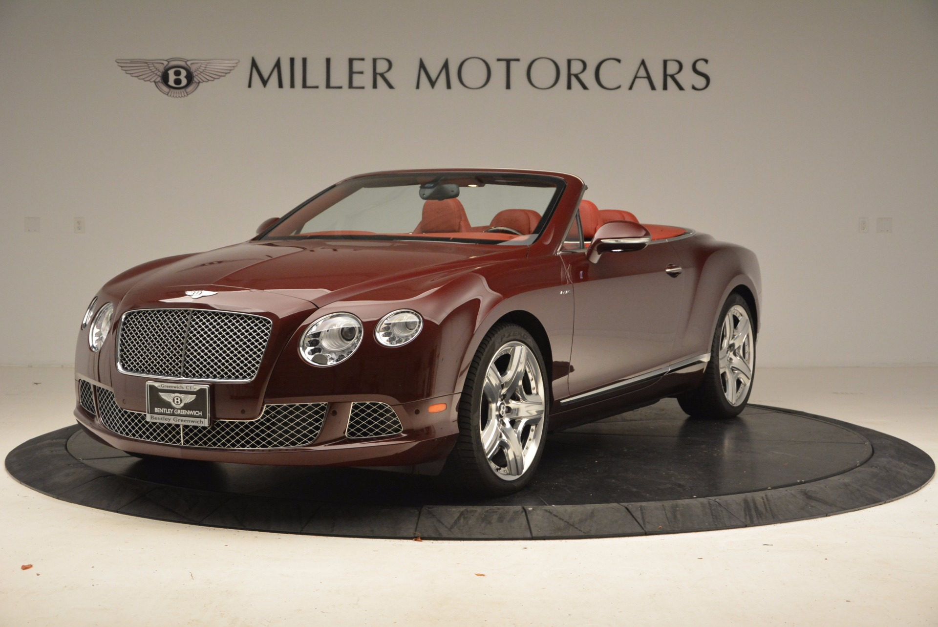 Used 2014 Bentley Continental GT W12 For Sale In Westport, CT 1516_main