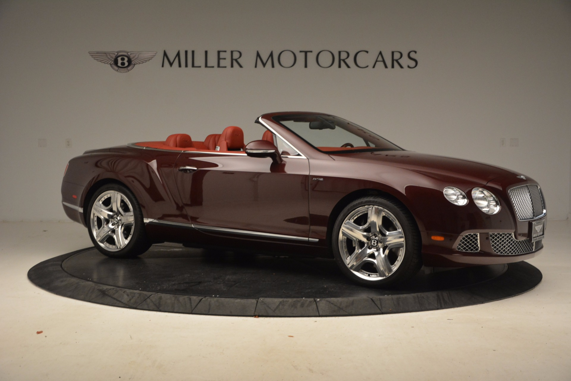 Used 2014 Bentley Continental GT W12 For Sale In Westport, CT 1516_p10