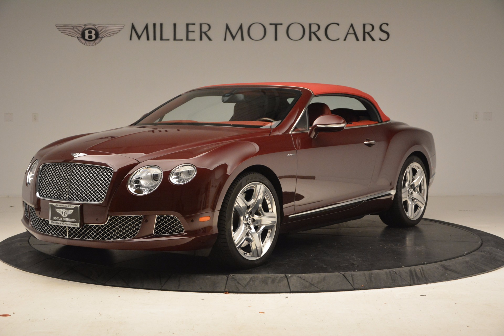 Used 2014 Bentley Continental GT W12 For Sale In Westport, CT 1516_p14