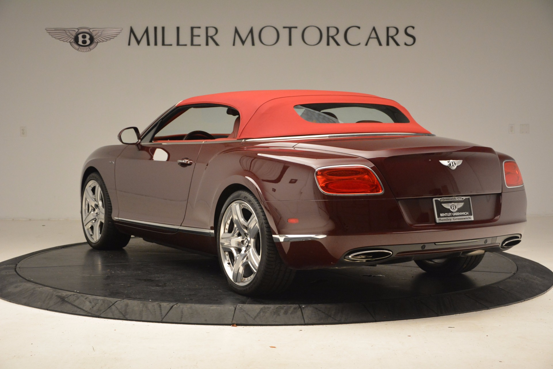 Used 2014 Bentley Continental GT W12 For Sale In Westport, CT 1516_p18