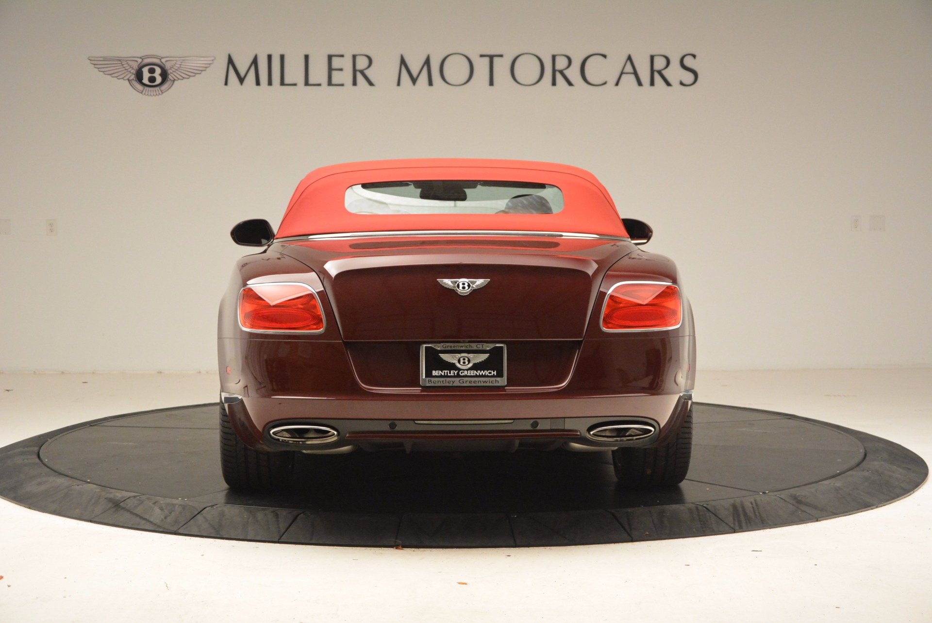 Used 2014 Bentley Continental GT W12 For Sale In Westport, CT 1516_p19