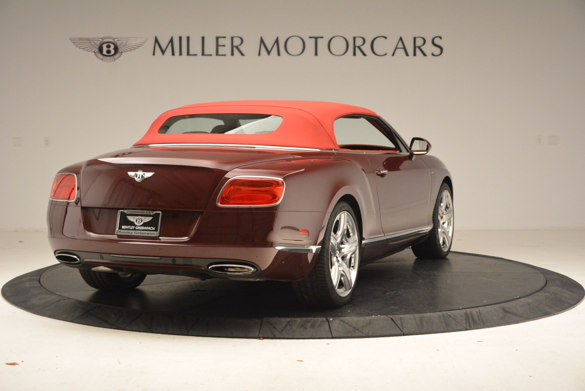 Used 2014 Bentley Continental GT W12 For Sale In Westport, CT 1516_p20