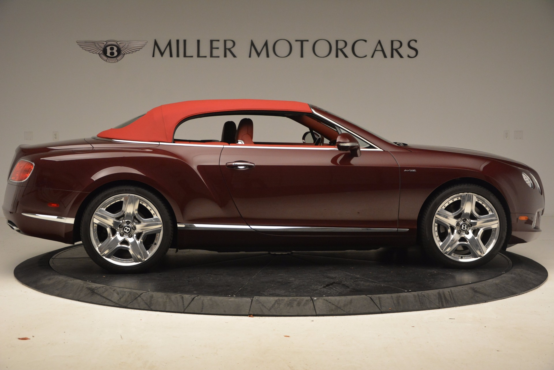 Used 2014 Bentley Continental GT W12 For Sale In Westport, CT 1516_p22